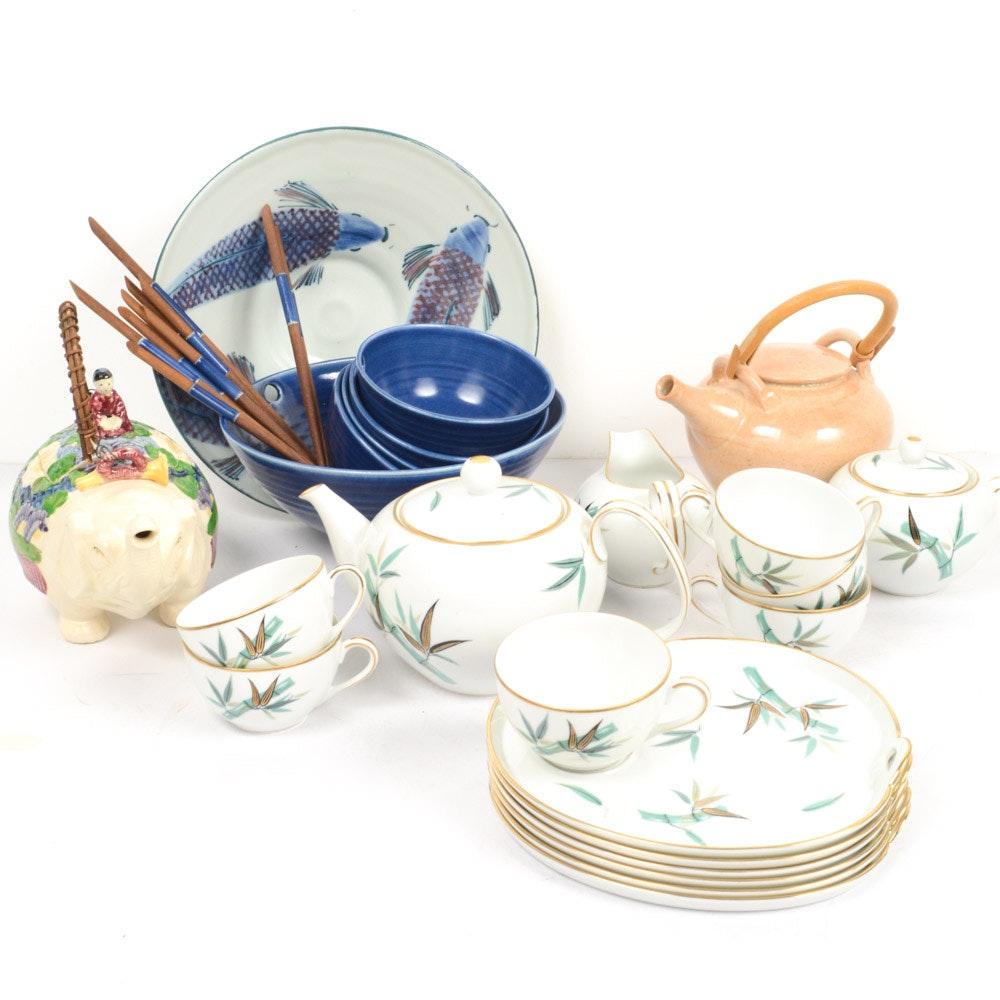 Japanese Ceramic Serveware