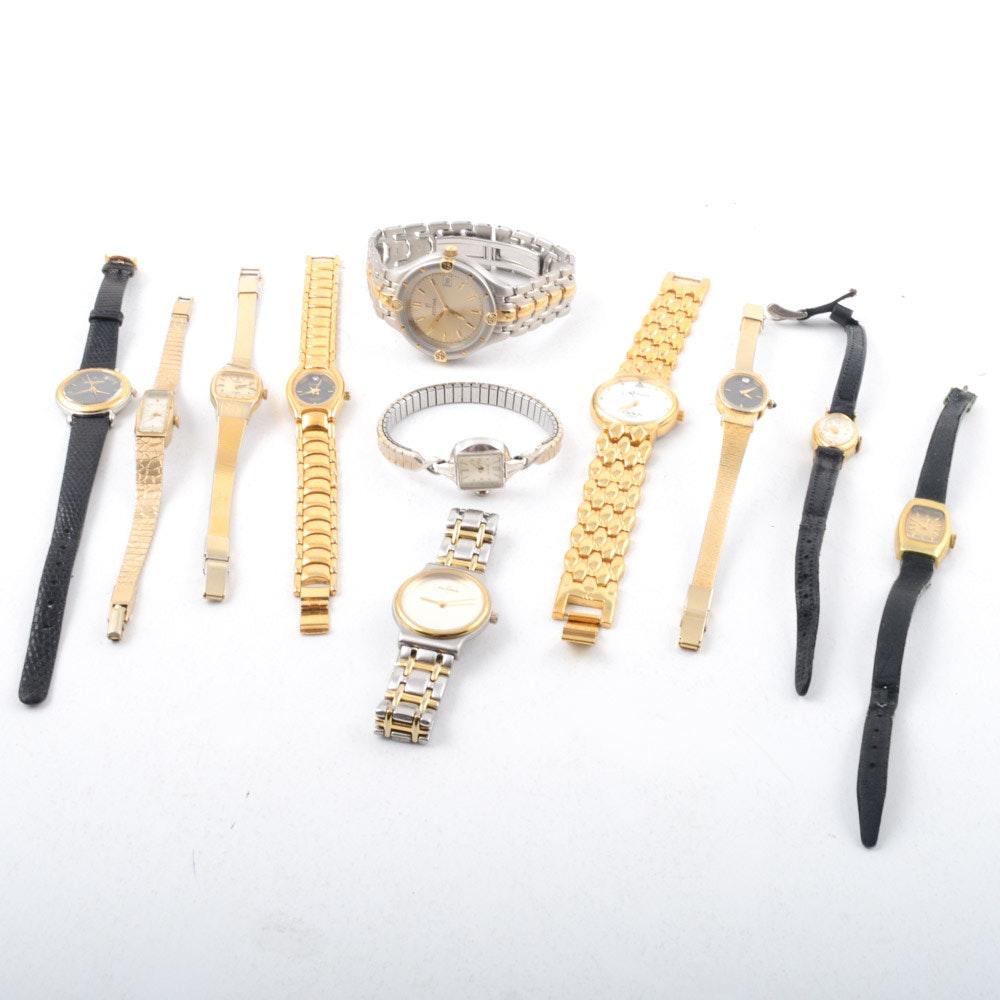 Assortment of Wristwatches