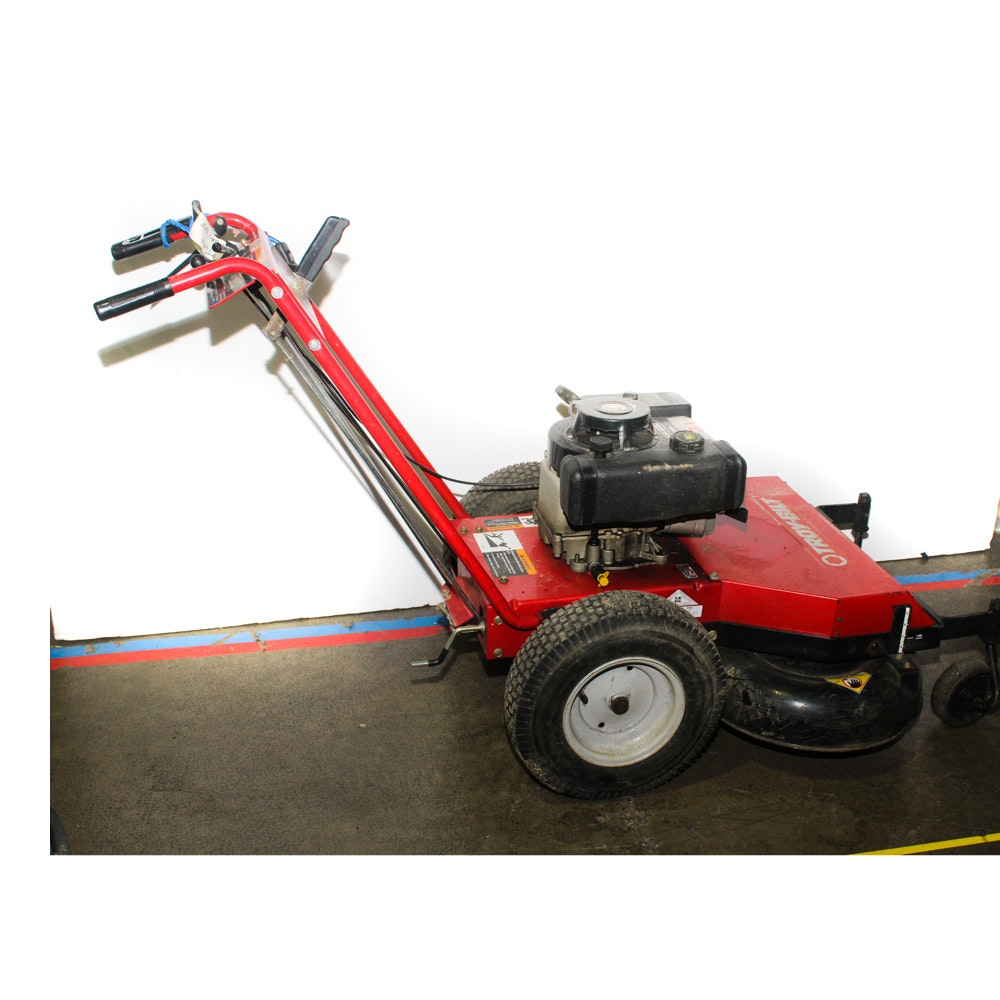 Troy-Bilt Wide Cut Mower
