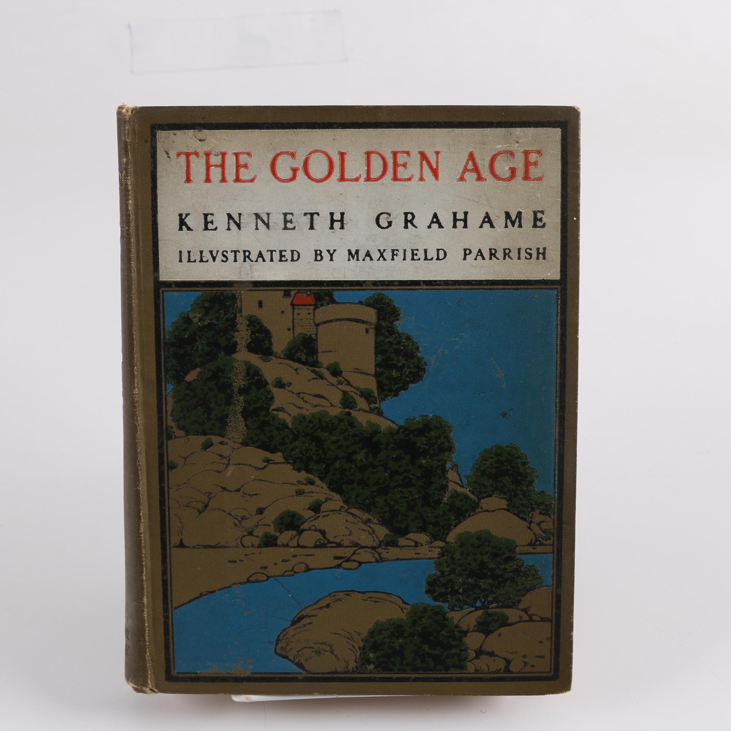 "1905 Illustrated ""The Golden Age"" by Kenneth Grahame"