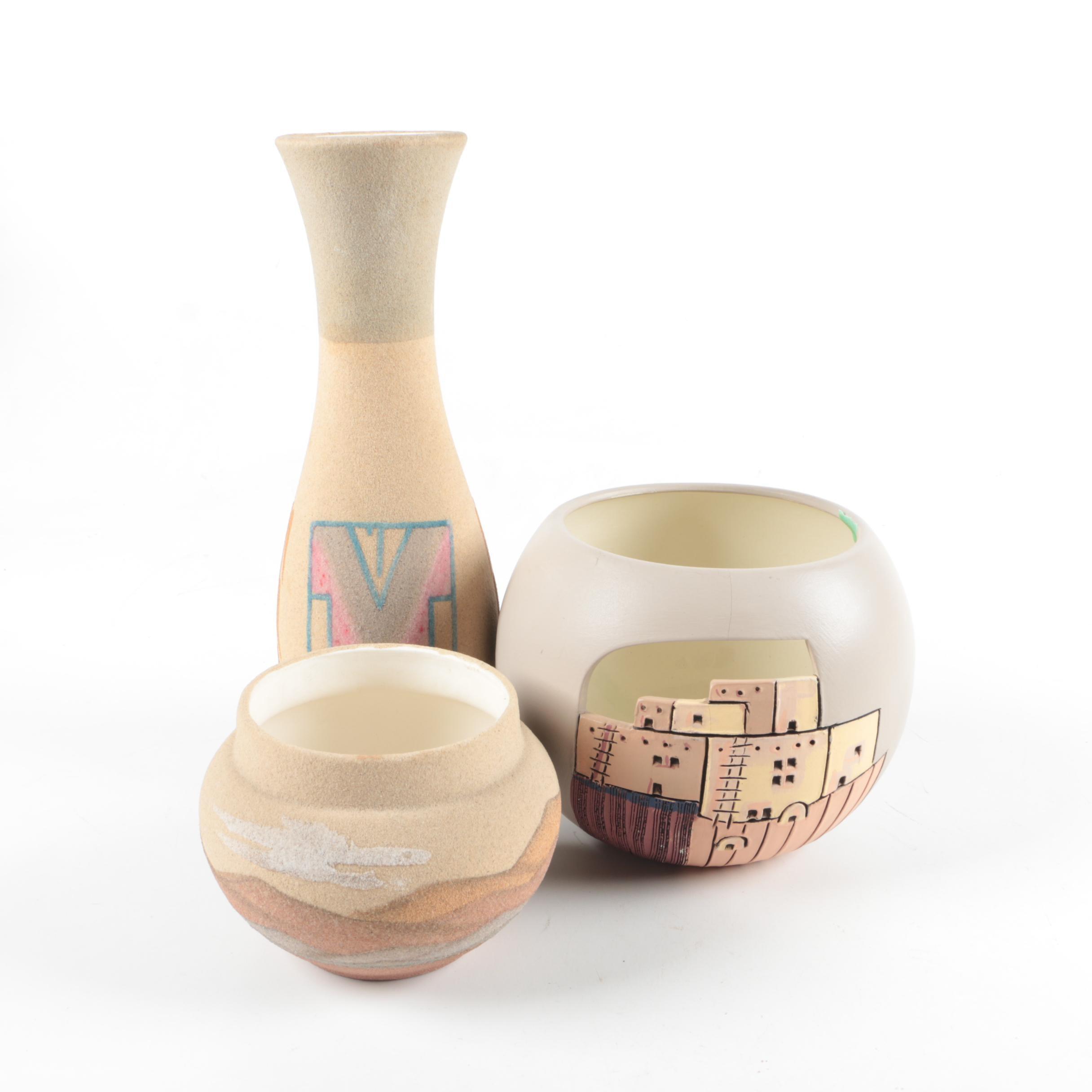Southwestern Style Pottery