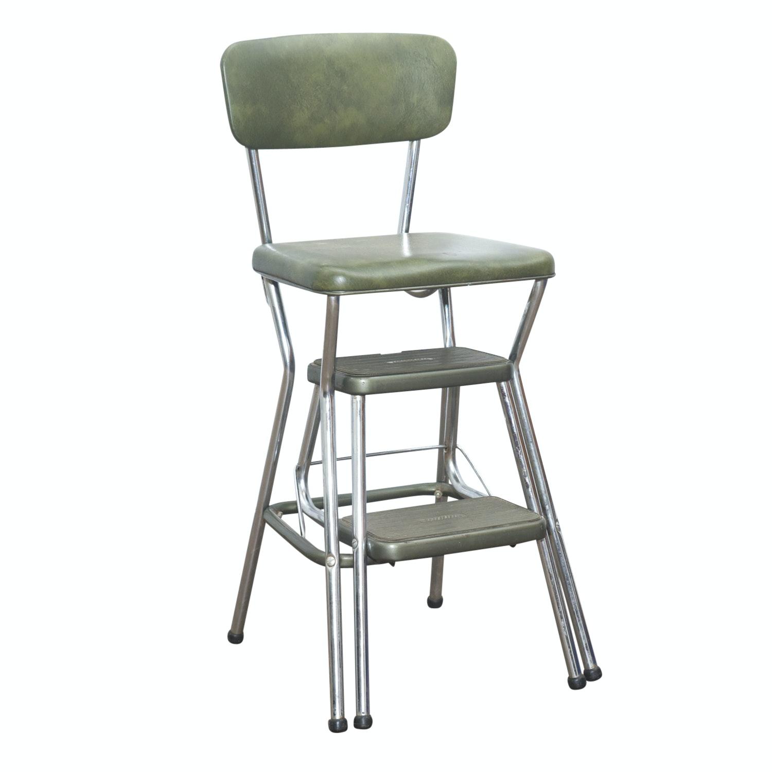 Vintage Step Stool Chair by Cosco