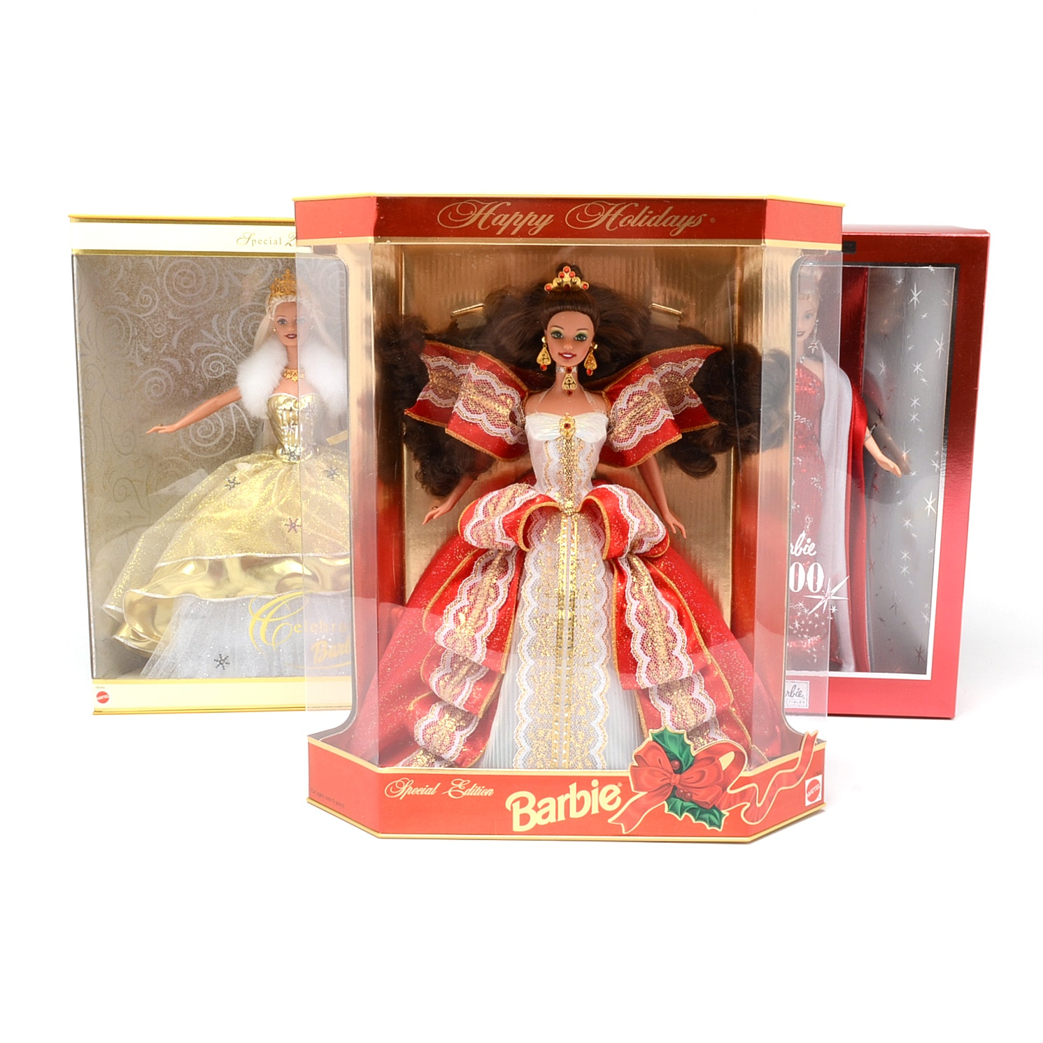 Special Edition Barbie Doll Collection