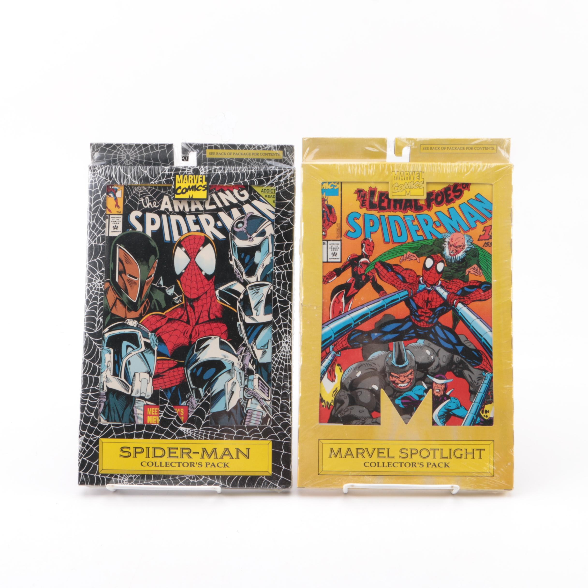 """Marvel """"The Amazing Spider-Man"""" Collector's Packs Comic Books"""
