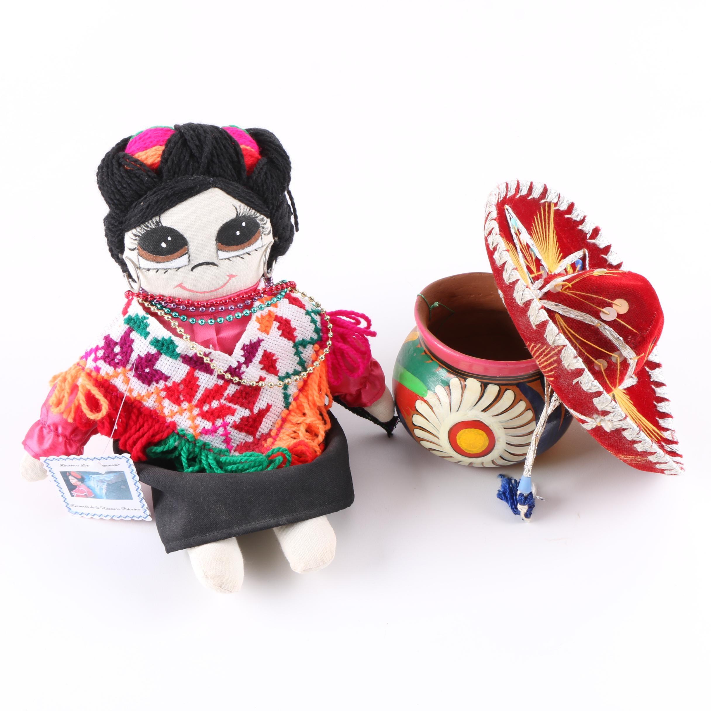 Mexican Handmade Souvenir Folk Art