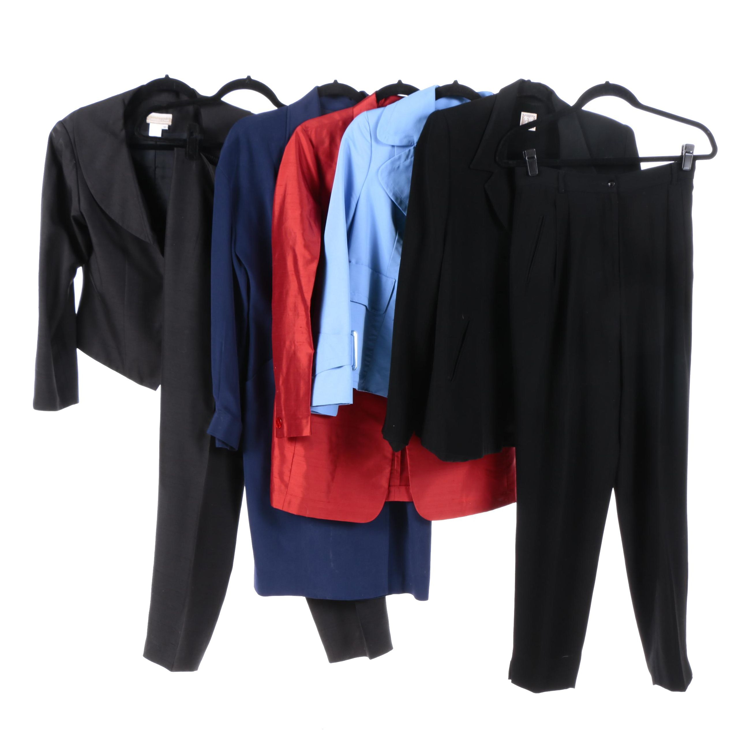 Woman's Suits and Jackets Including Dana Buchman and Worthington