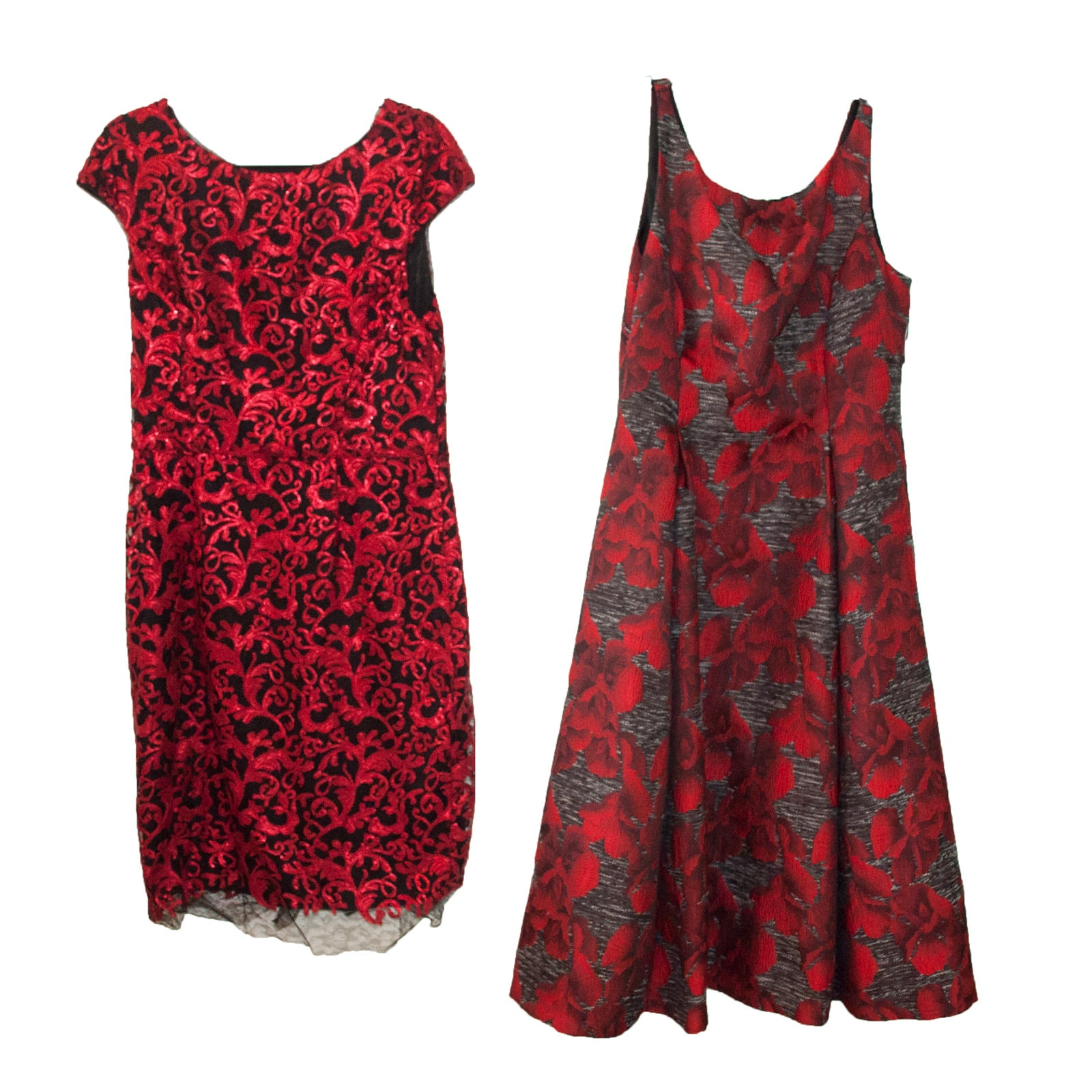 Adrianna Papell and Antonio Melani Print Dresses