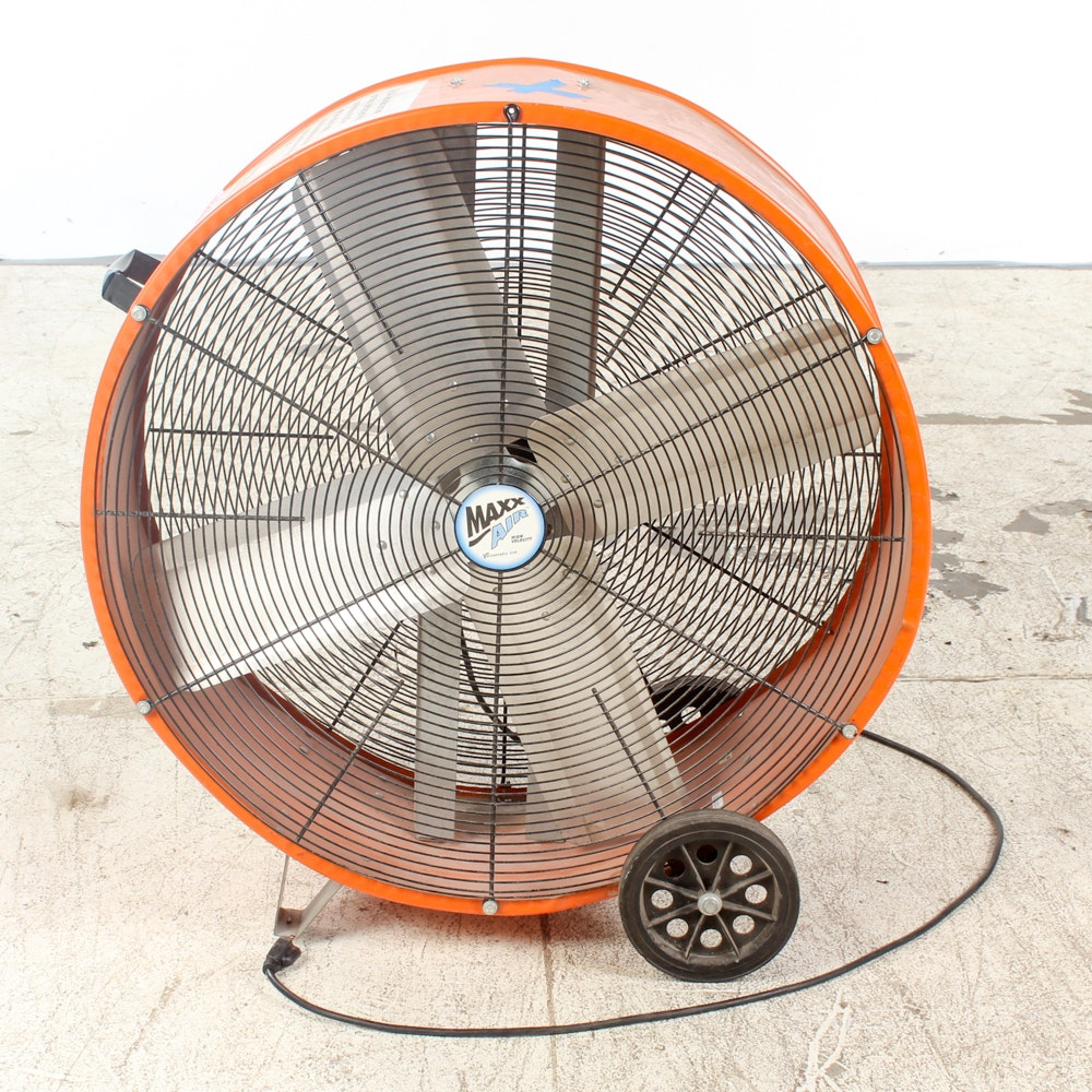 "Ventamatic ""Maxx Air"" Industrial Fan"