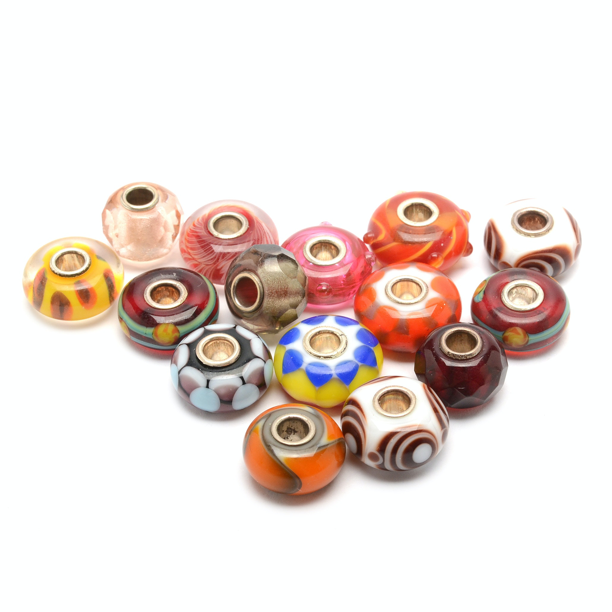 Trollbeads Handcrafted Art Glass Beads
