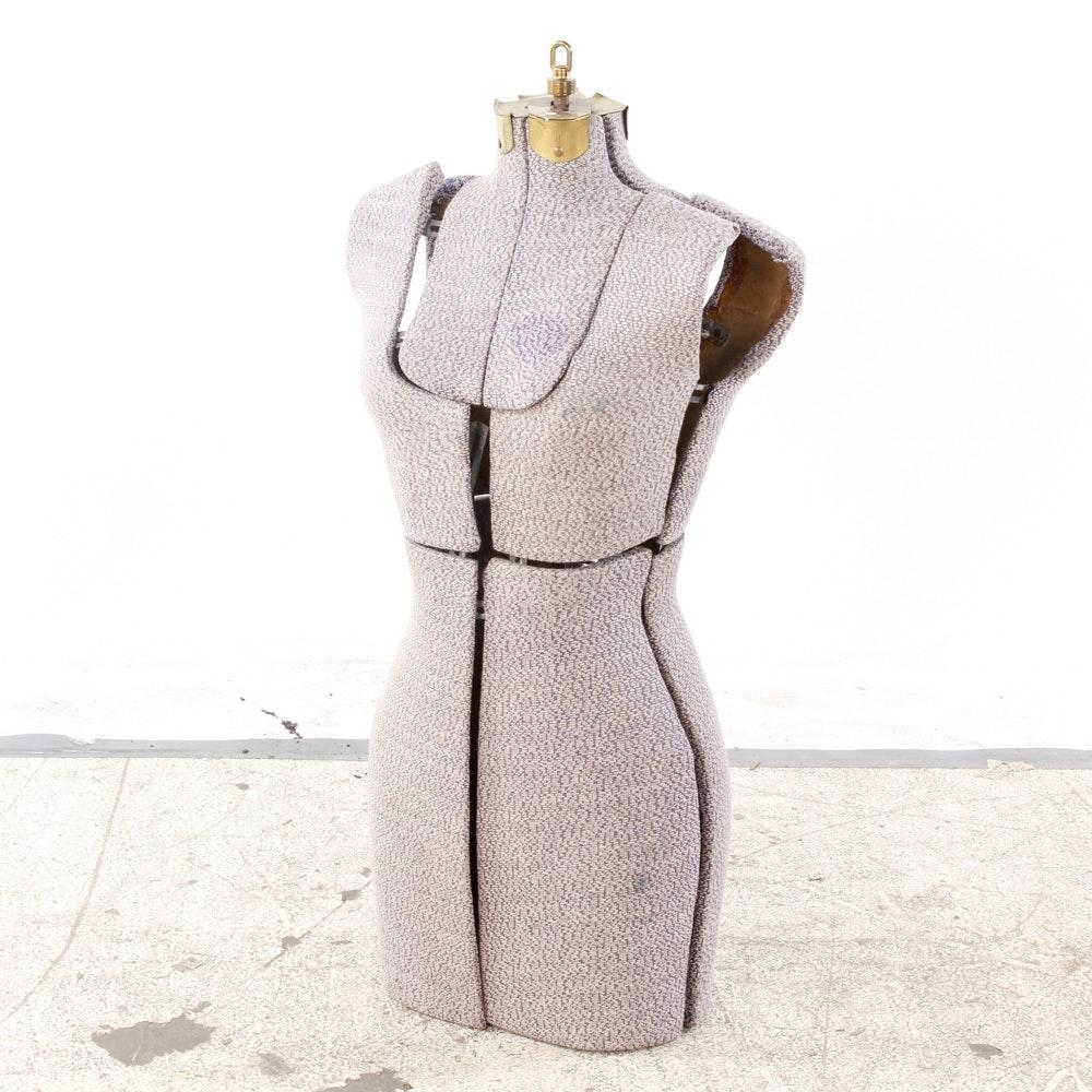 Vintage Dress Maker Form