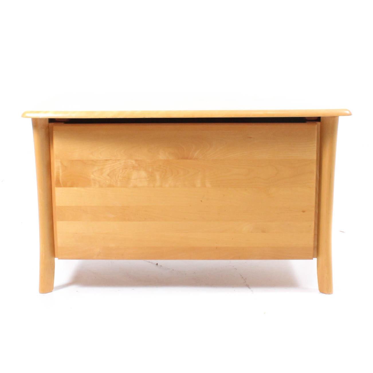 Blonde Blanket Chest by Industrie de Meubles of Canada