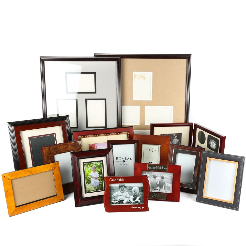 Collection of Home Picture Frames