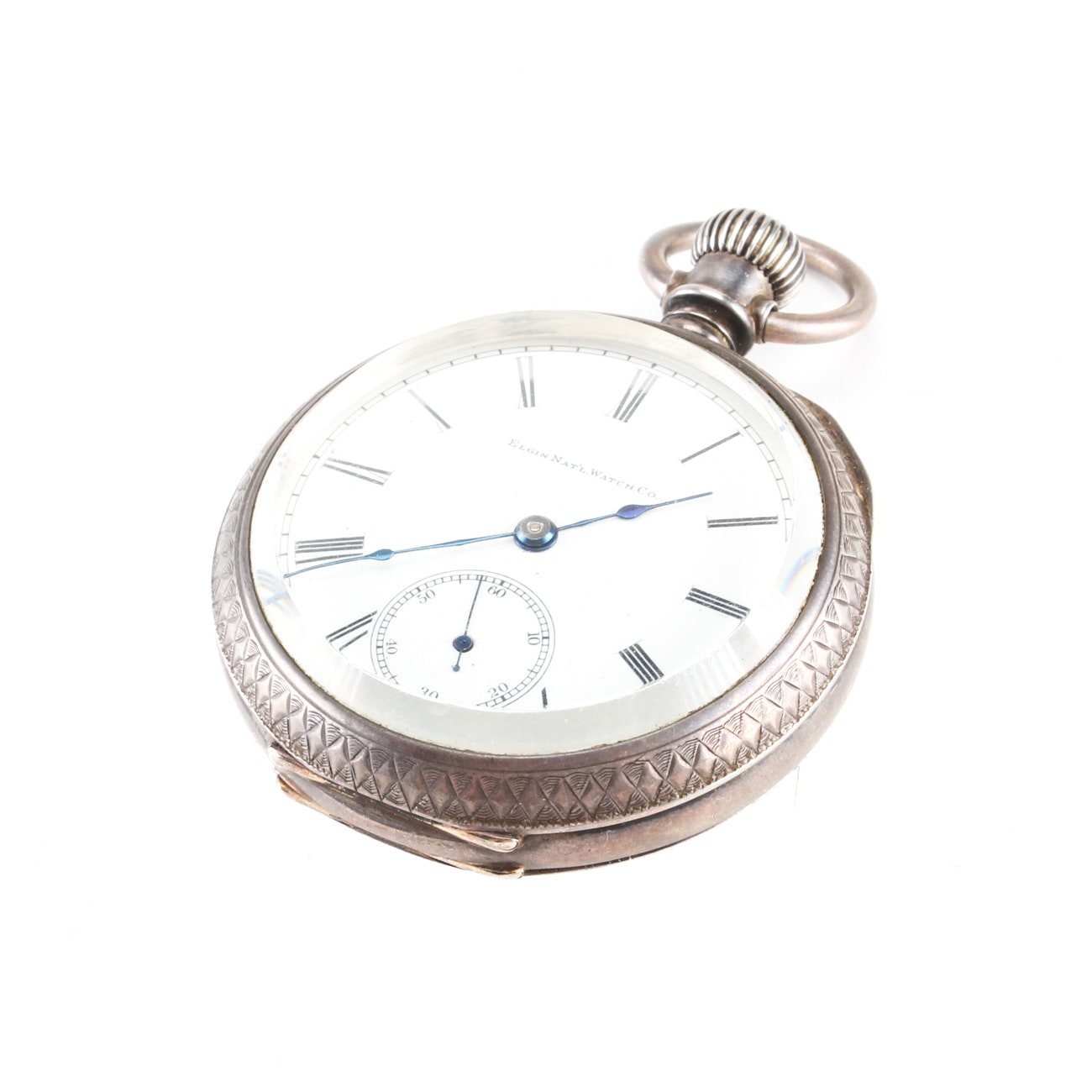 Antique Elgin National Watch Company Pocket Watch