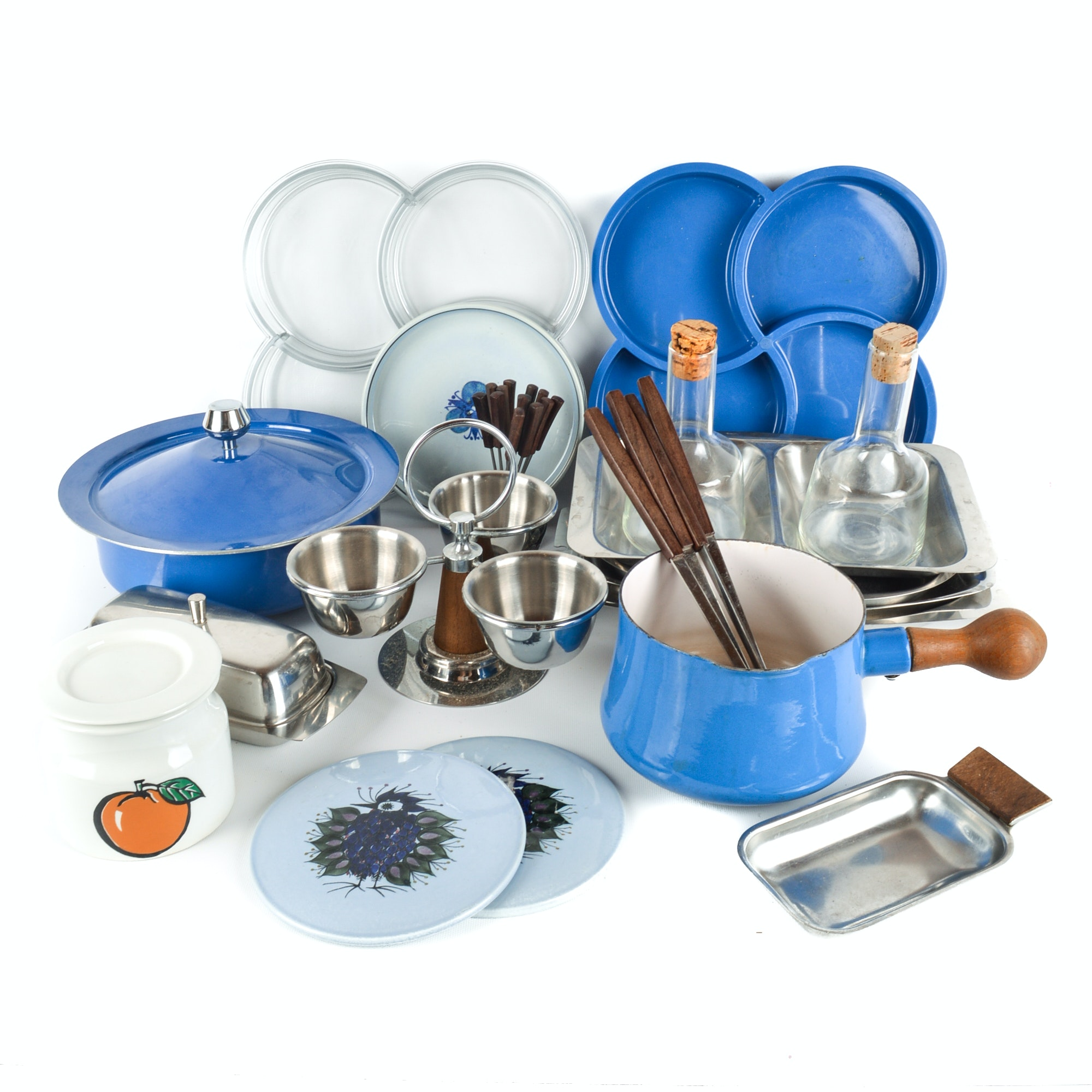 Vintage Kitchenware Including Dansk