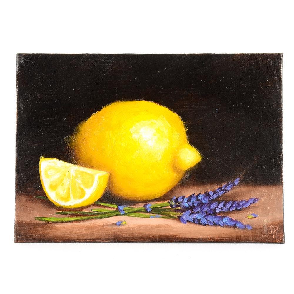 Jane Palmer Original Oil Painting