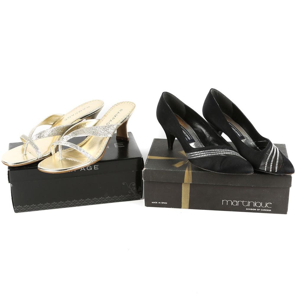 Women's Evening Shoes Featuring Stuart Weitzman