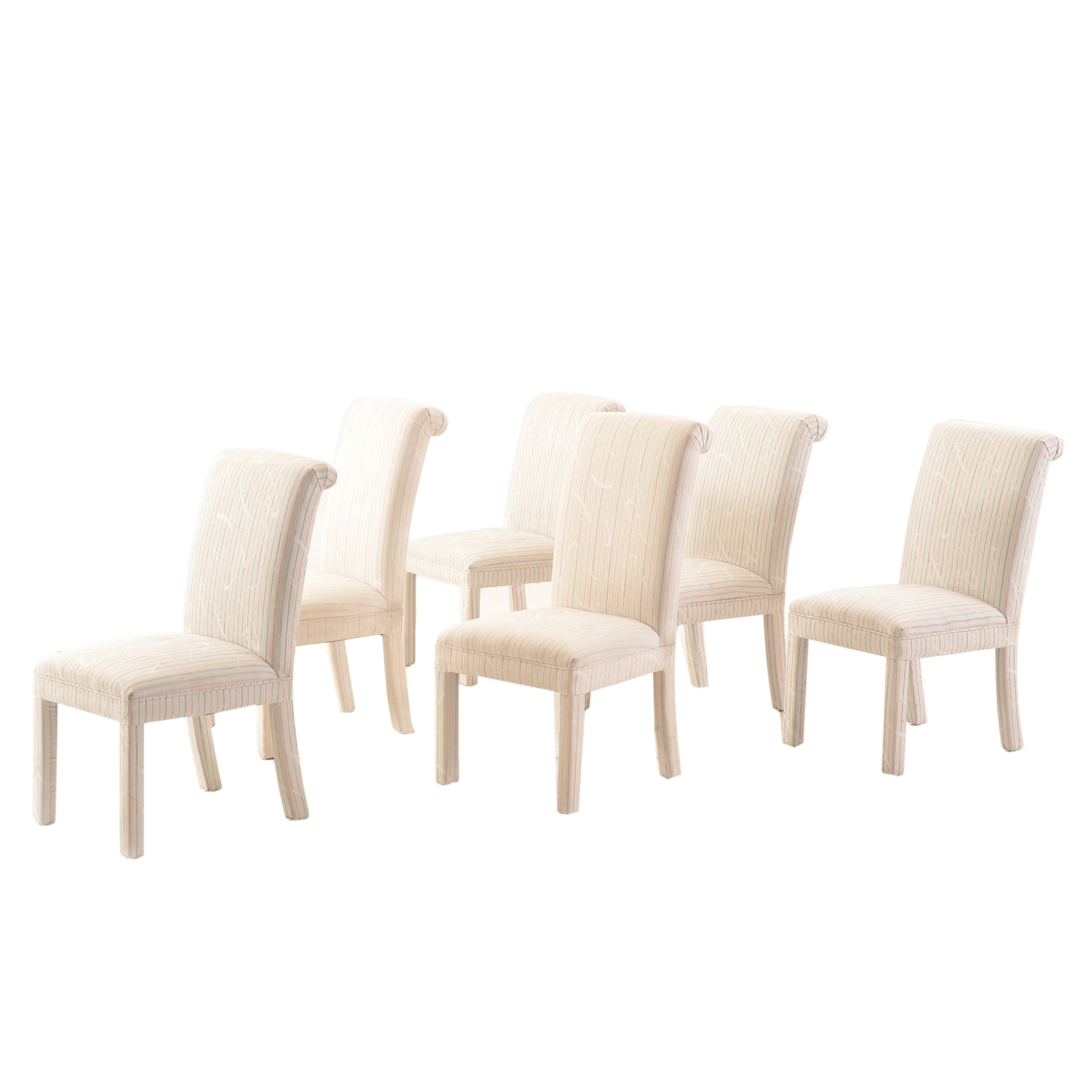 Collection of Upholstered Side Chairs