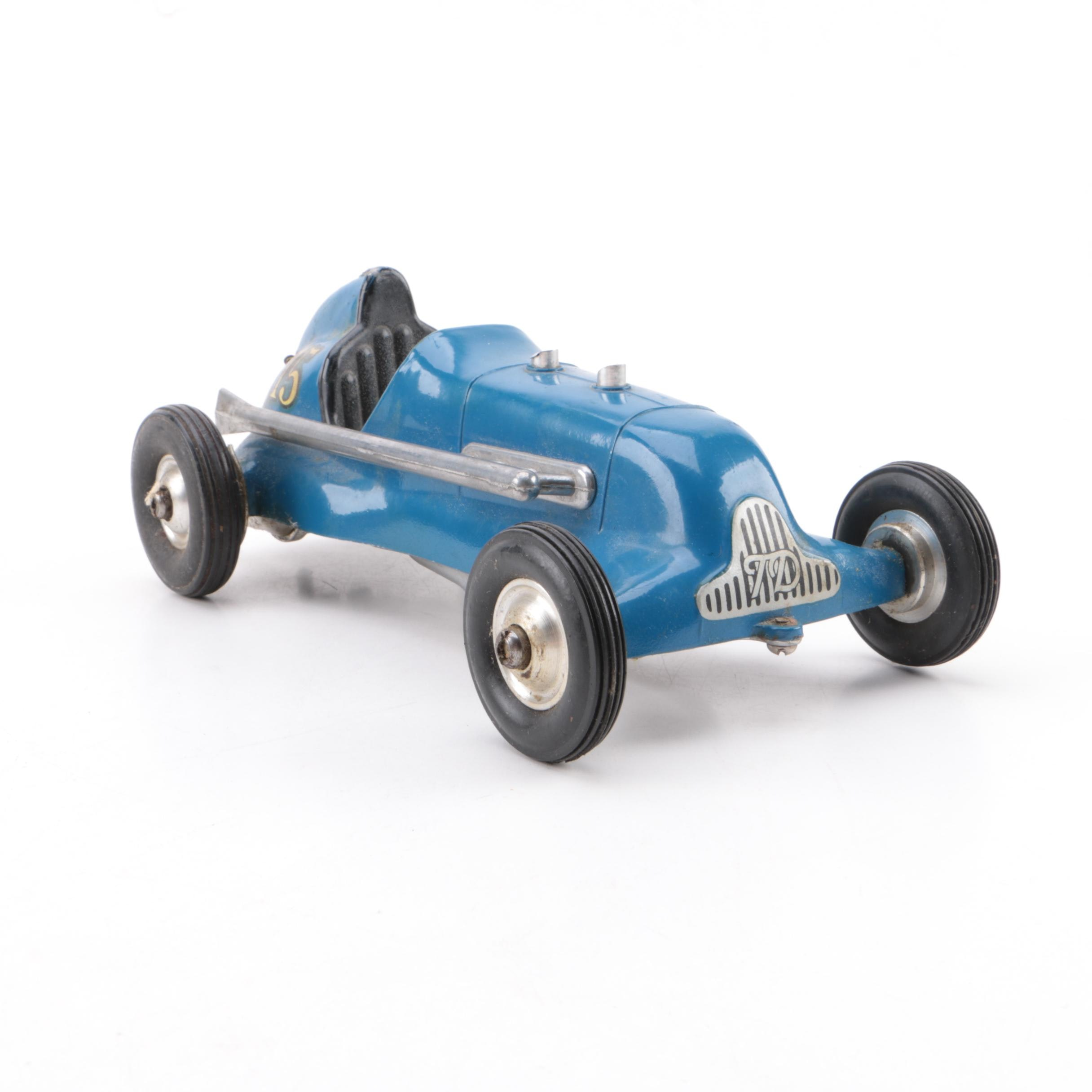 1950s Roy Cox Thimble Drome Special Tether Car