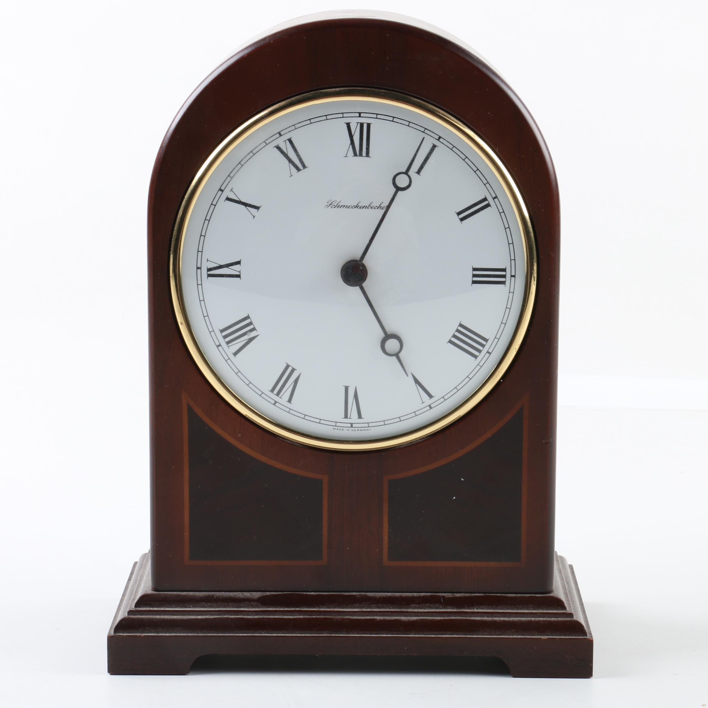 Schmeckenbecker Deco Style Mantel Clock