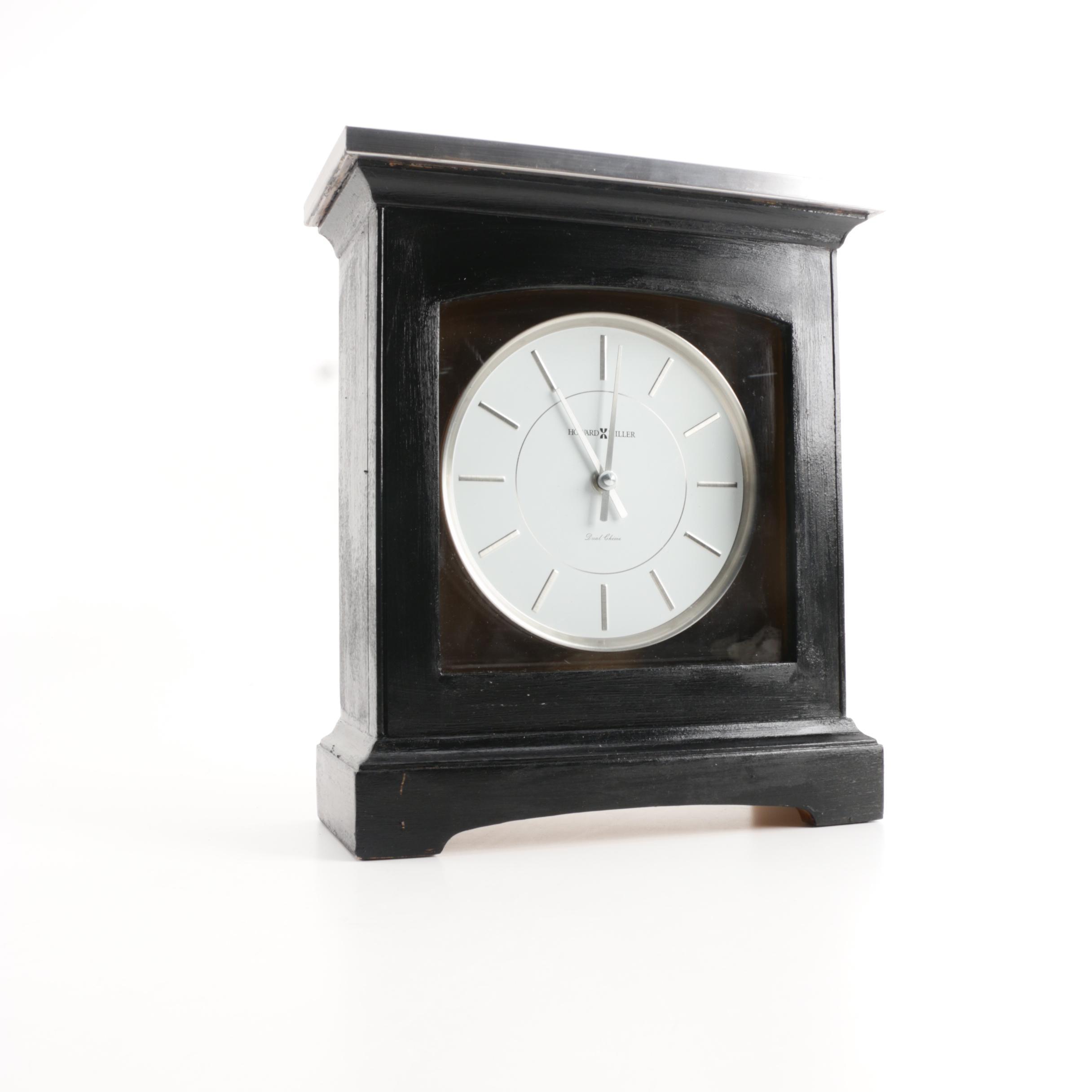 "Howard Miller ""Urban Modern"" Mantel Clock"