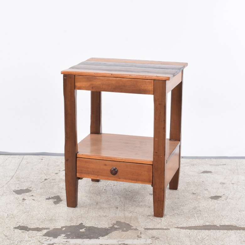 Hand Crafted Side Table