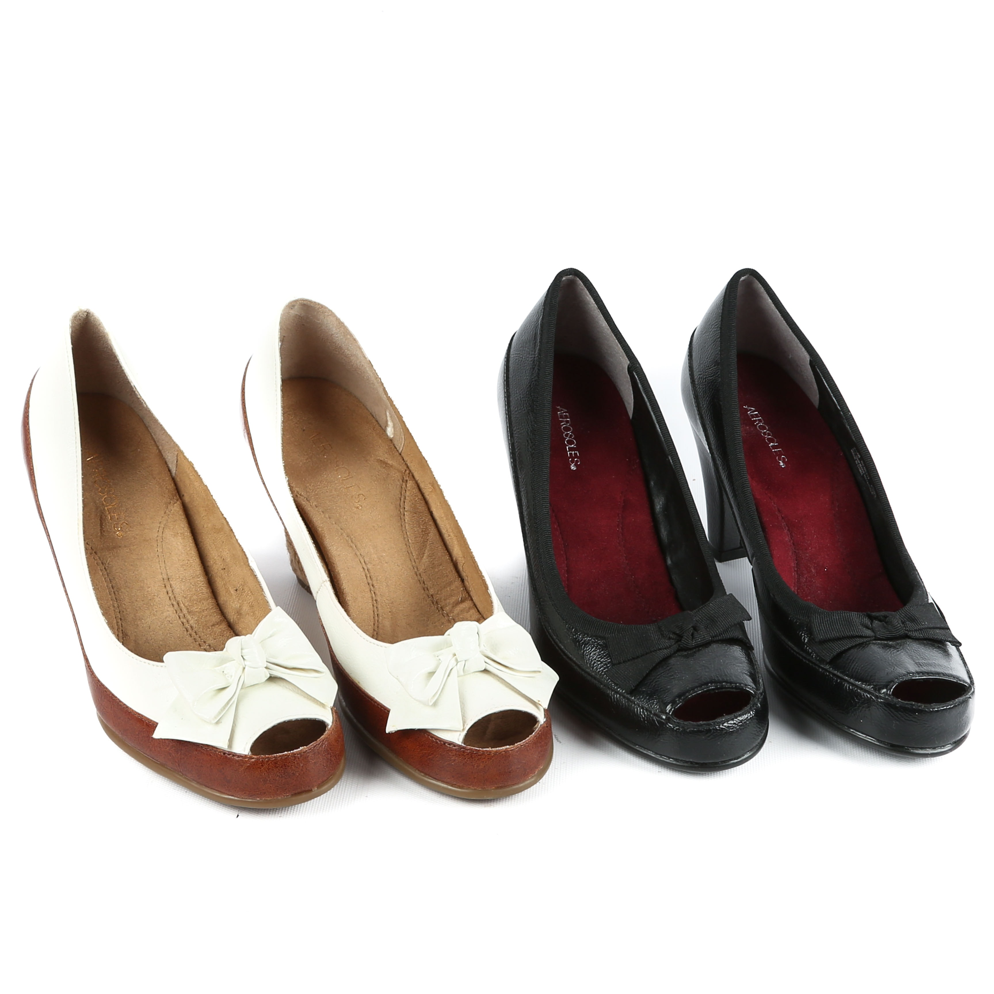 Women's Shoes Featuring Aerosoles