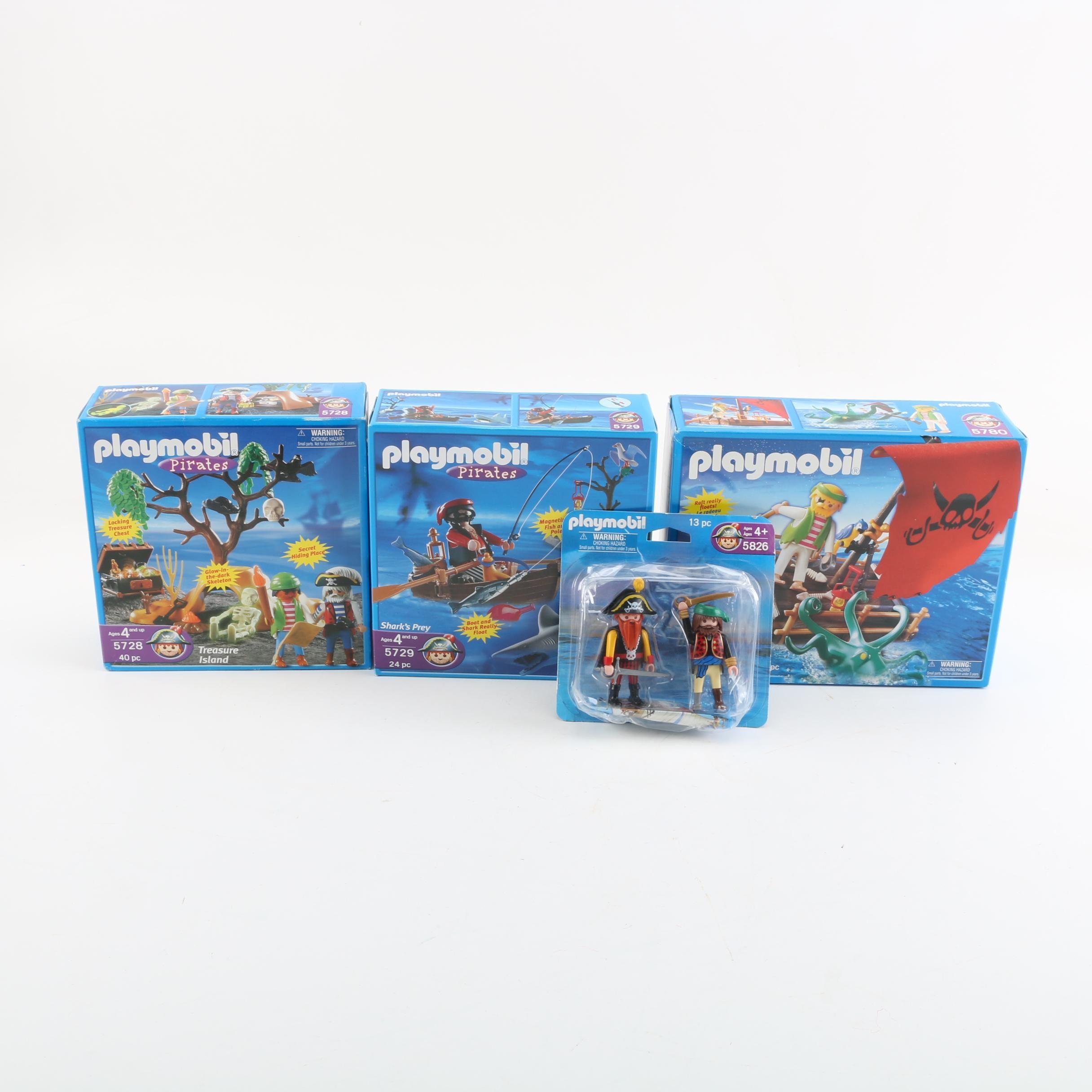 Playmobil Pirates Toys