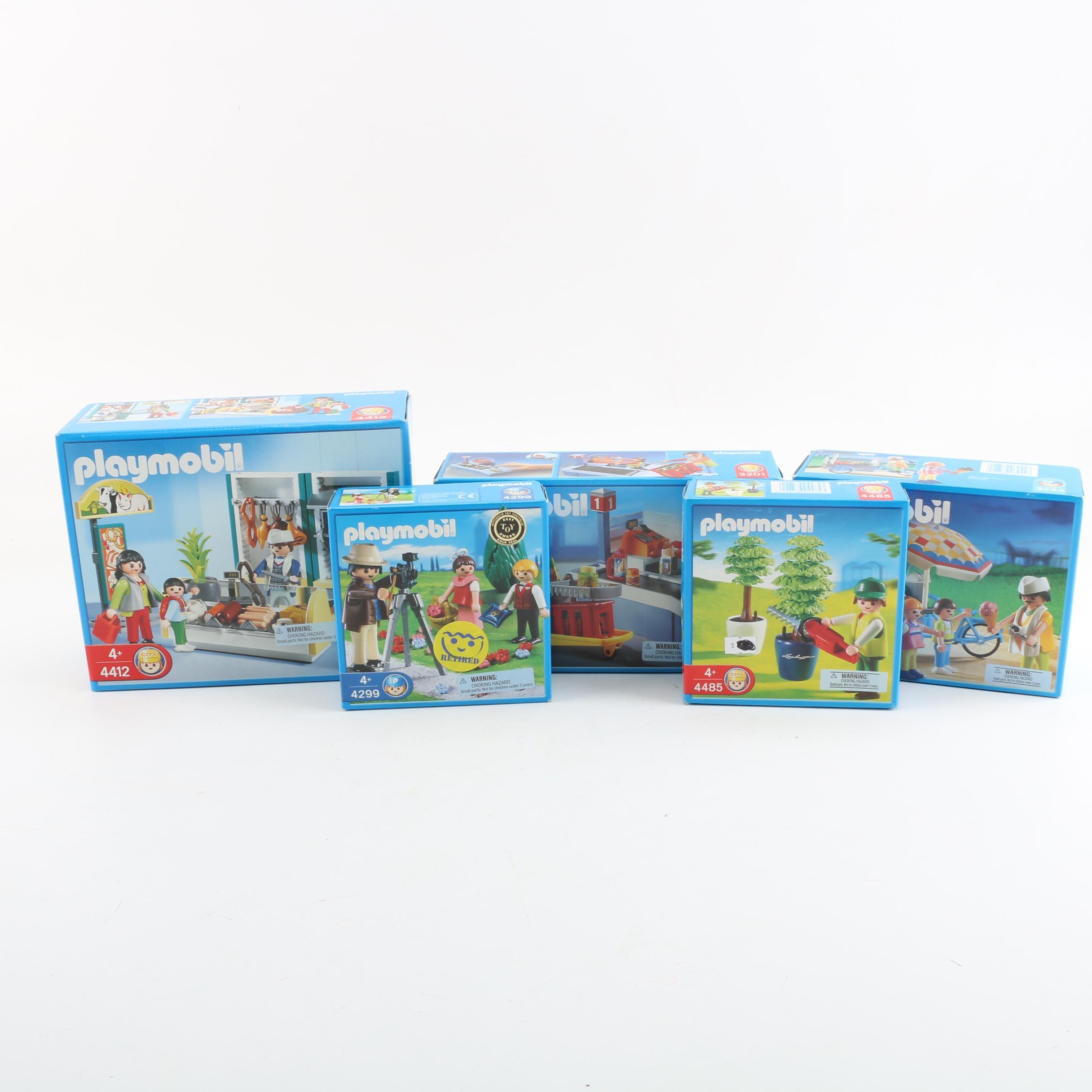 Playmobil Play Sets