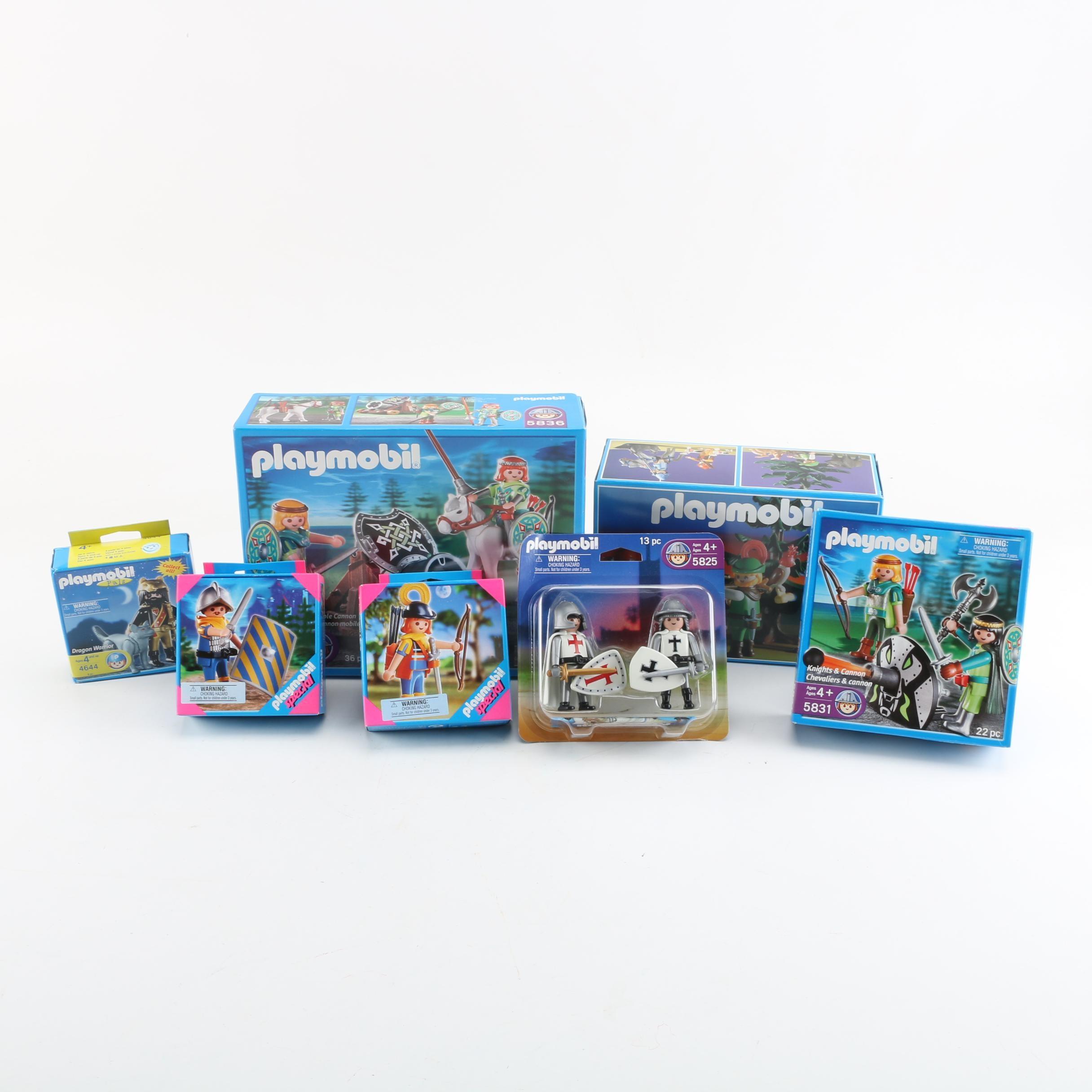 Playmobil Medieval Fantasy Play Sets