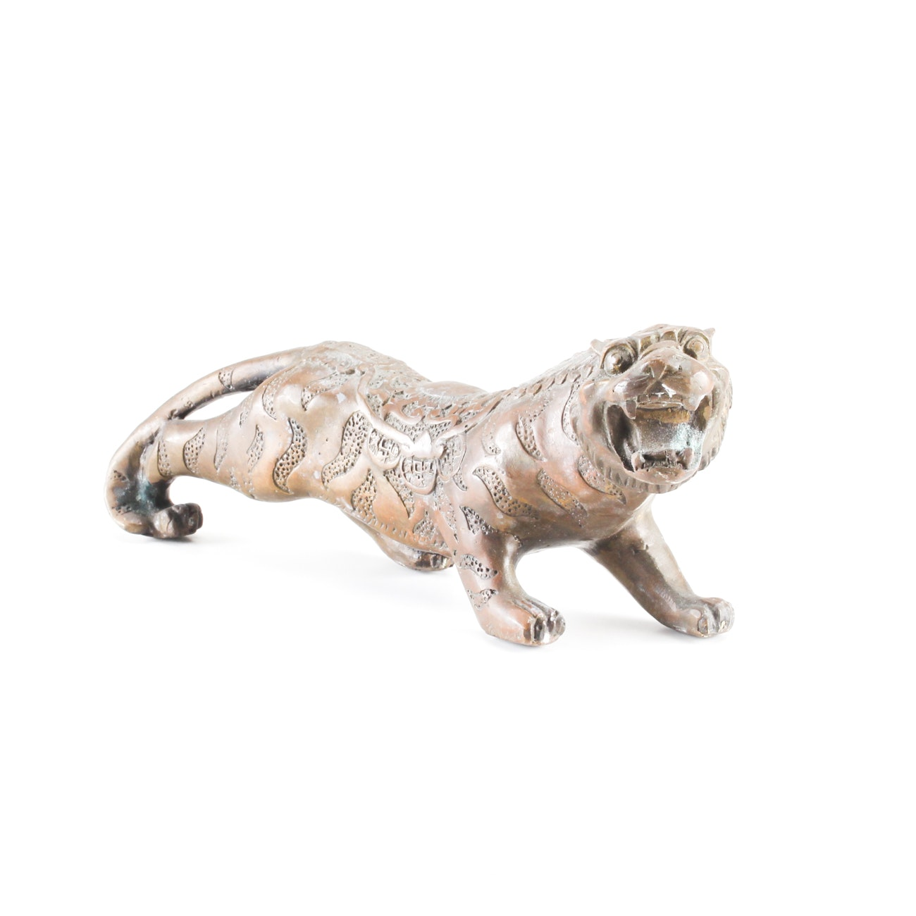 Chinese Tiger Figure