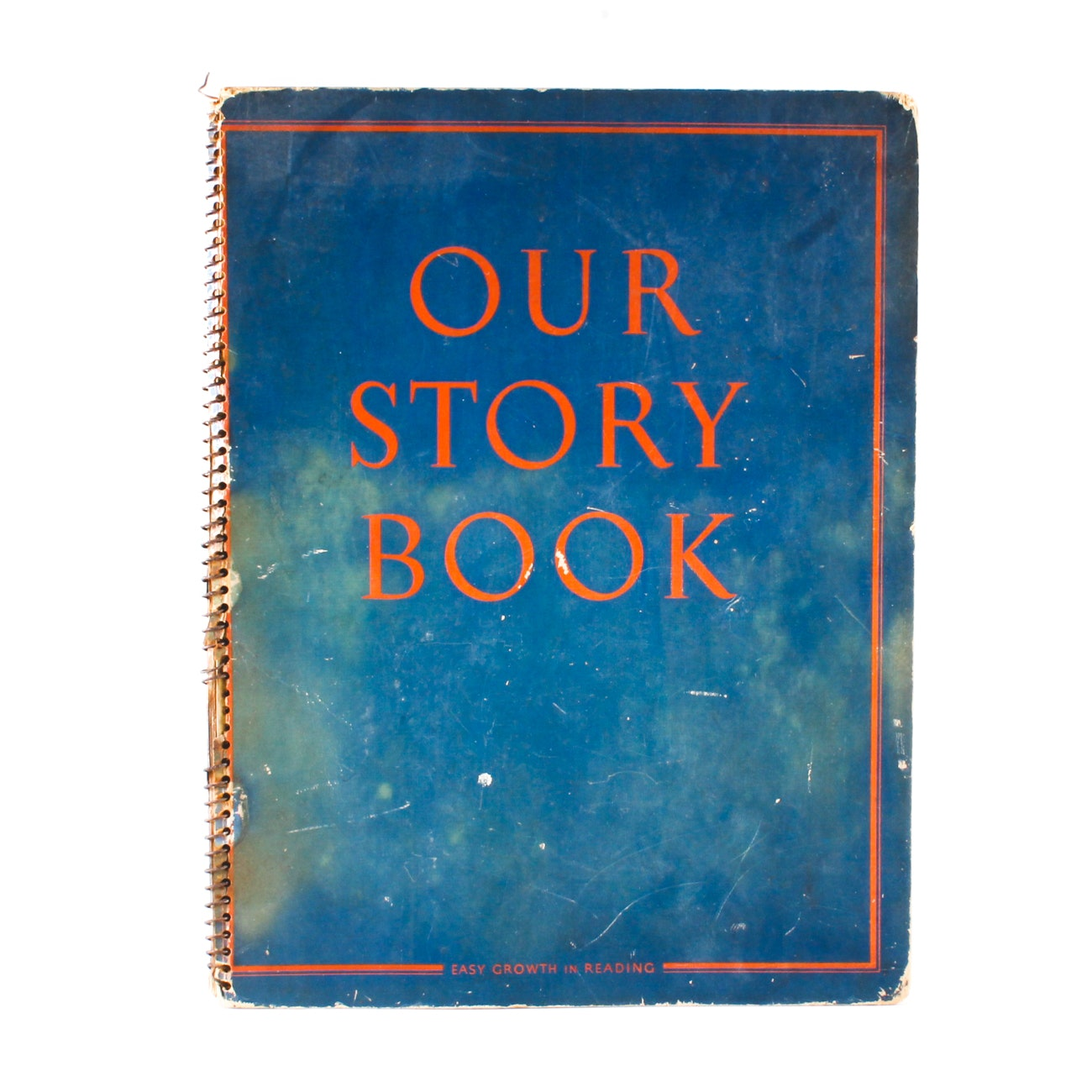 "Circa 1940 ""Our Story Book"" Children's Picture Book"