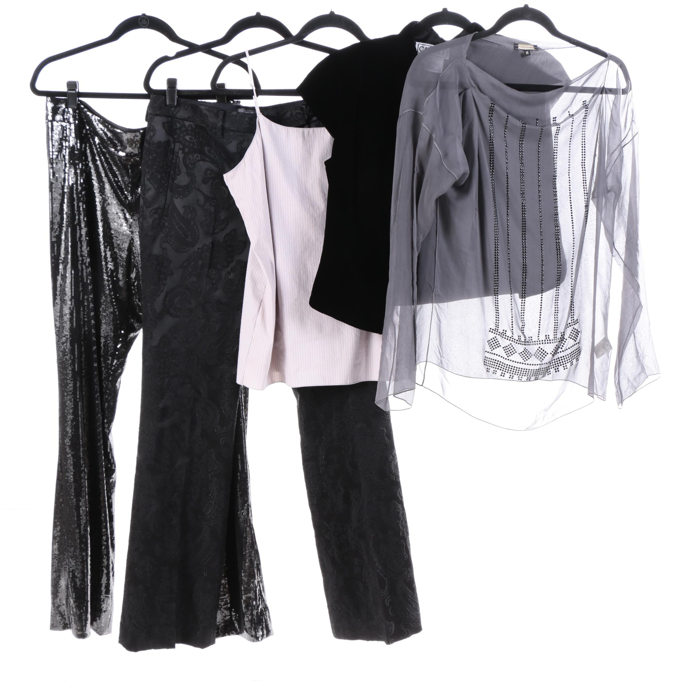 Women's Clothing Including Carlisle and Per Se