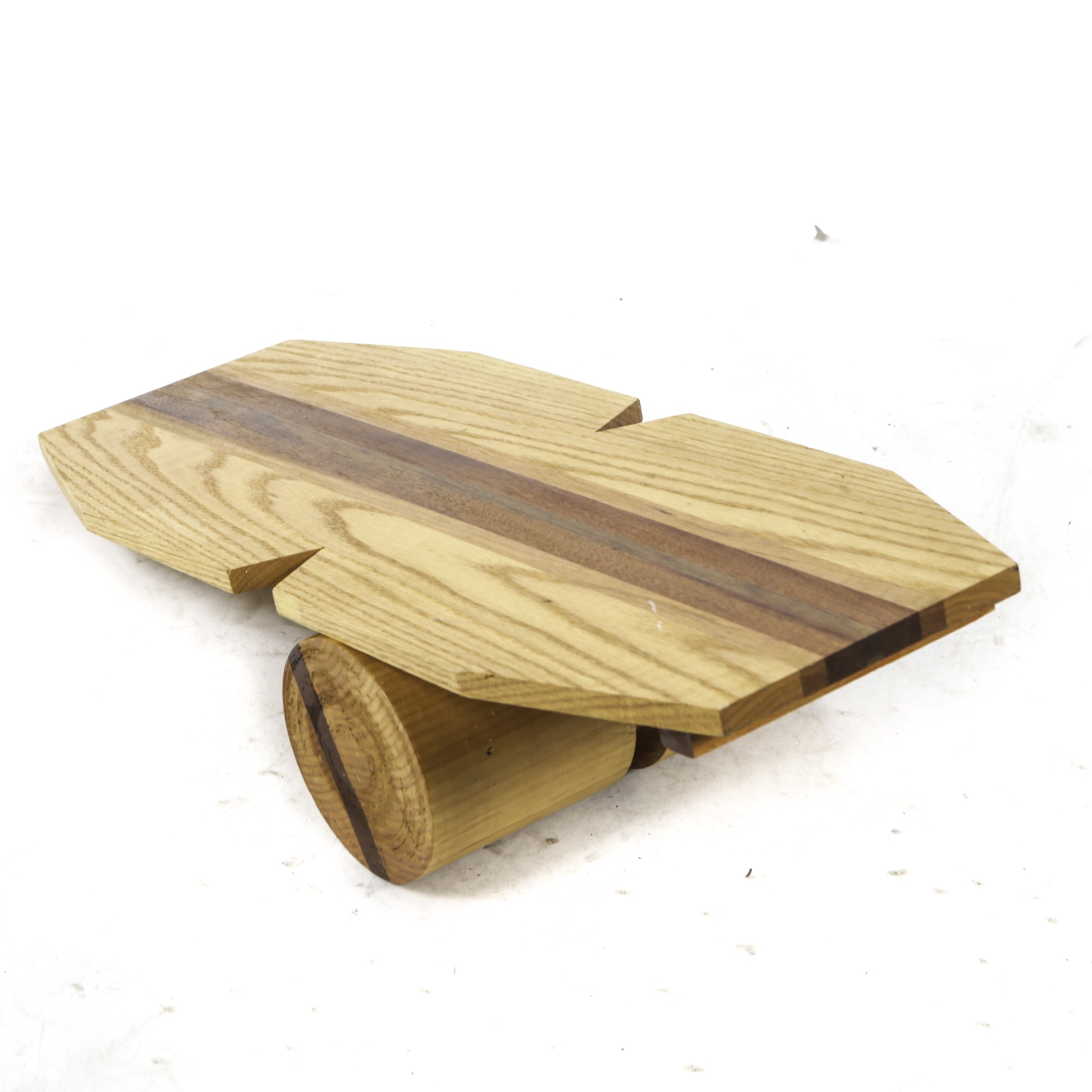 Handcrafted Wooden Balance Board