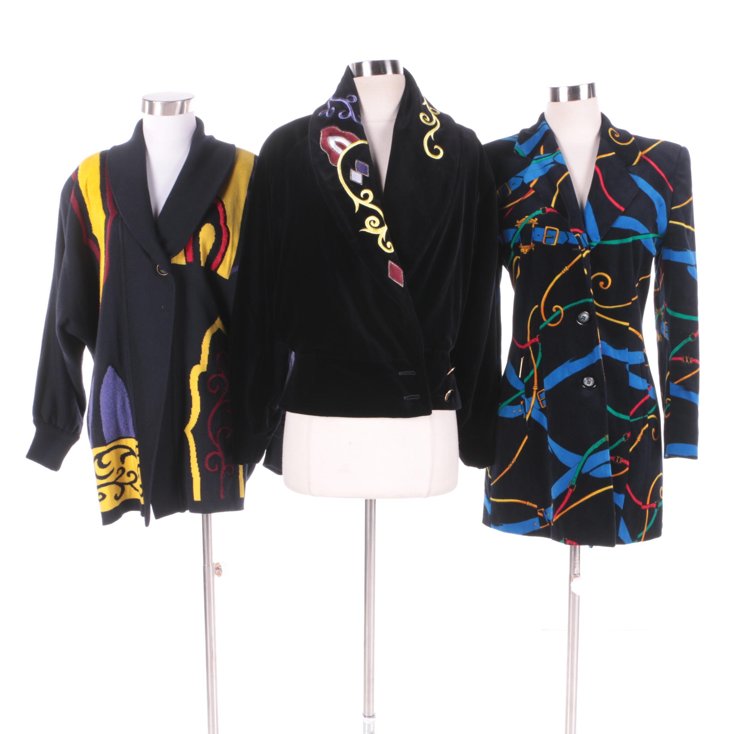 Women's Vintage Laurèl Jacket and Blazer