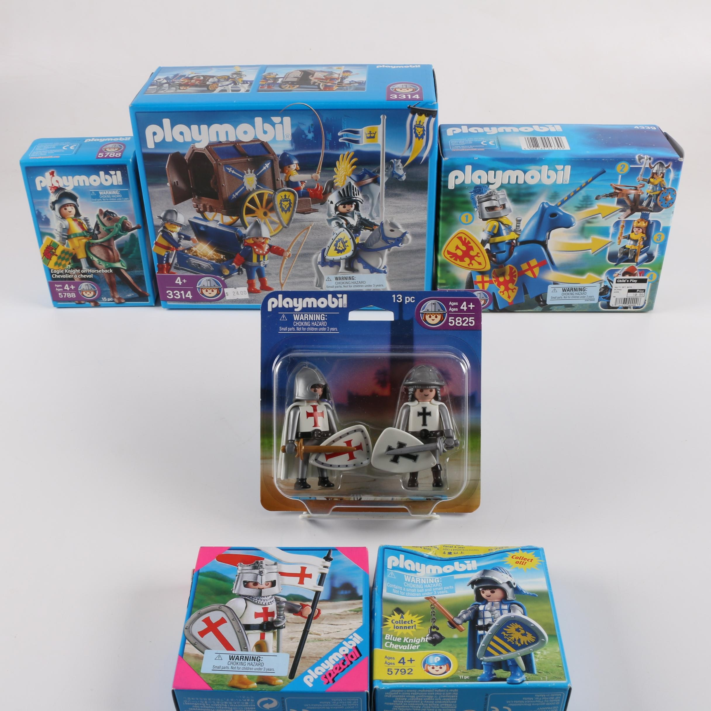 Playmobil Medieval Themed Sets