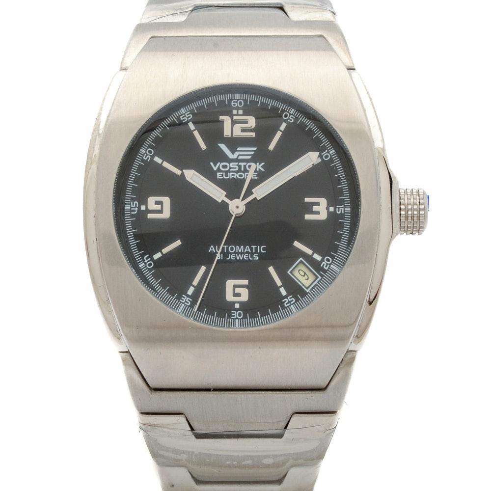 Vostok Europe Wristwatch