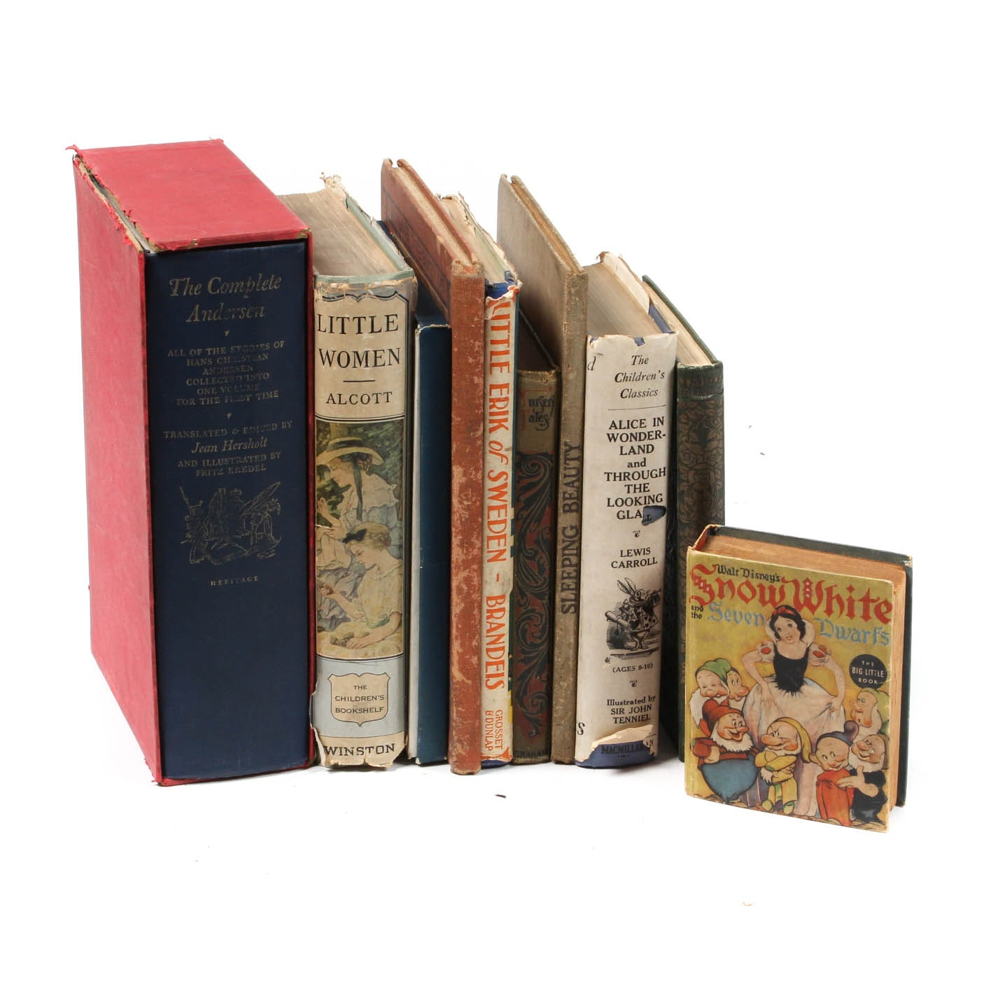 Antique and Vintage Children's Books