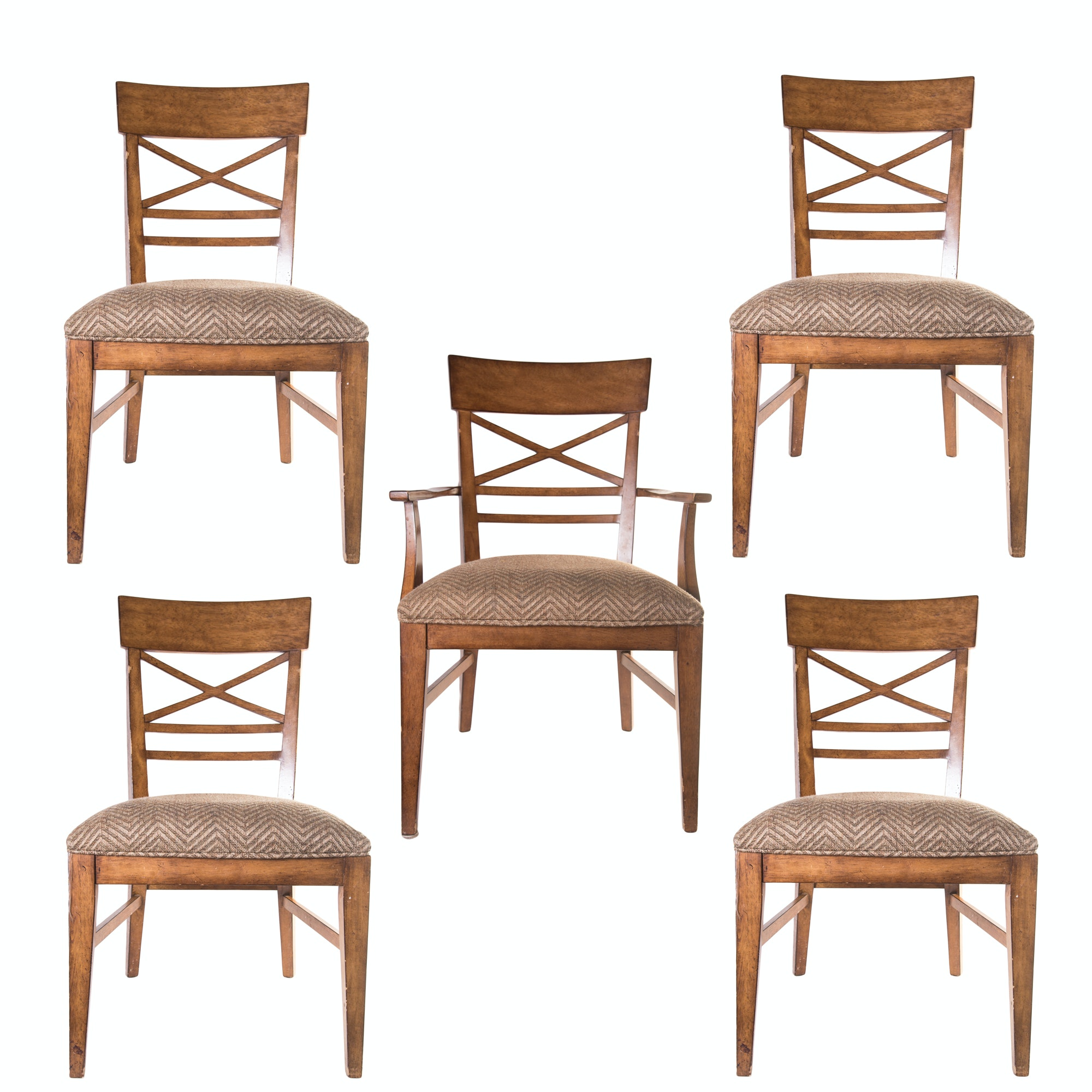 Blake Dining Chairs by Ethan Allen