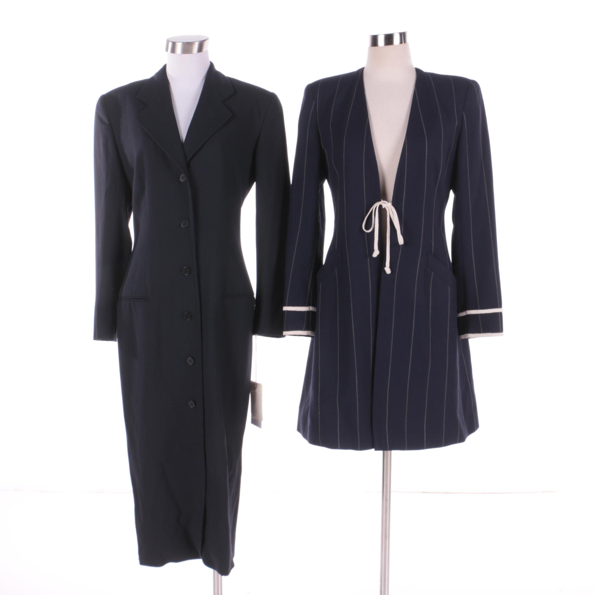 Women's Dresses Including Giorgio Armani and Calvin Klein Collection