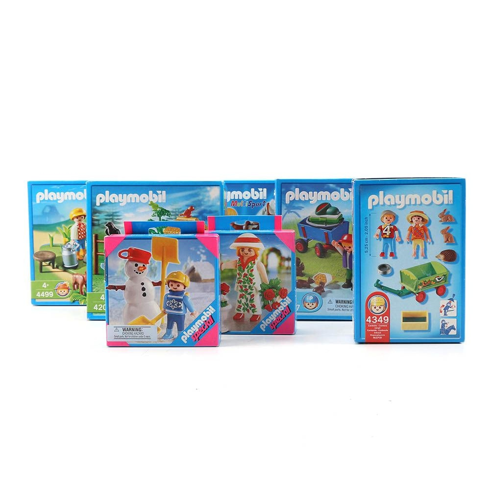 Playmobil Animal and Outdoor Themed Play Sets and Figures