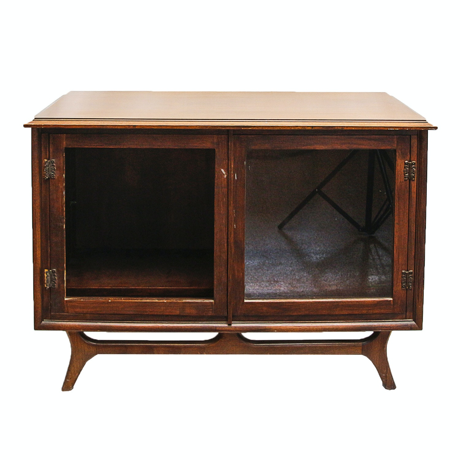 Mid Century Display Cabinet by Homecraft