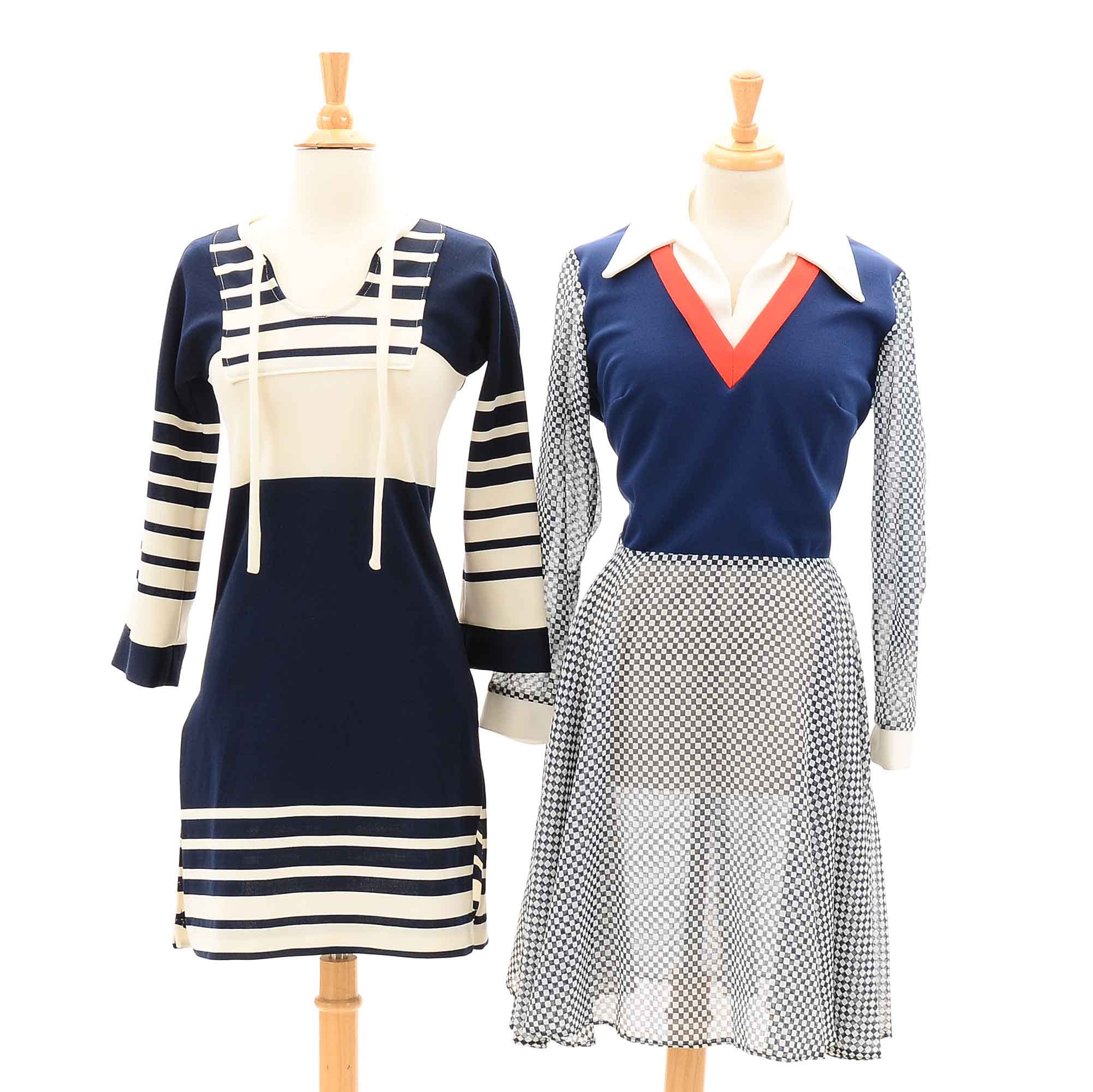 Vintage 1970s Dresses