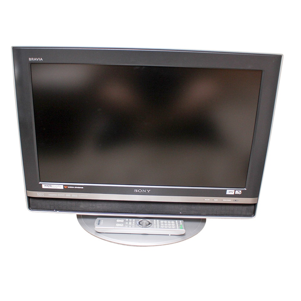 "Sony ""Bravia"" 26"" Flat Panel Television"