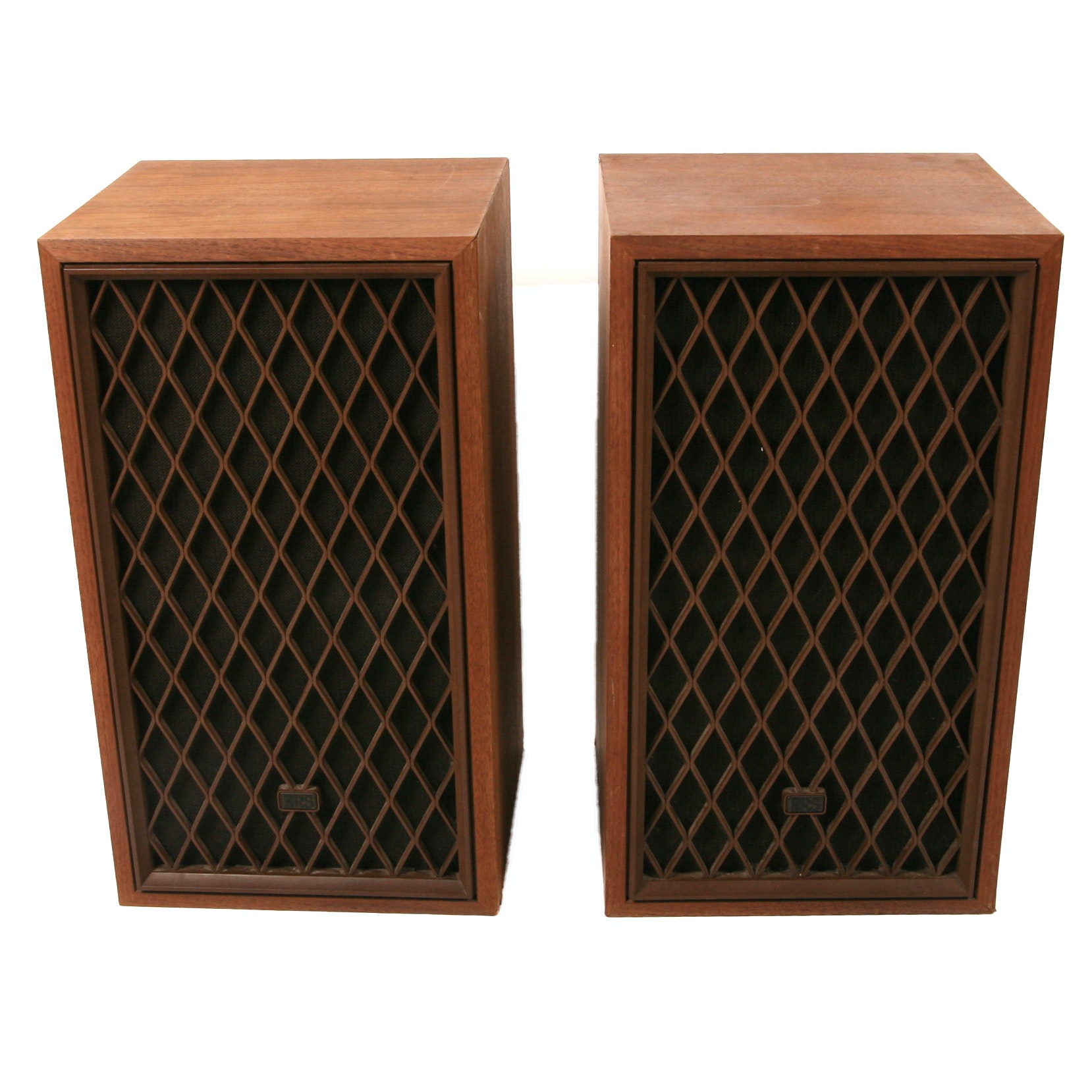 Vintage Radio Shack Loudspeakers