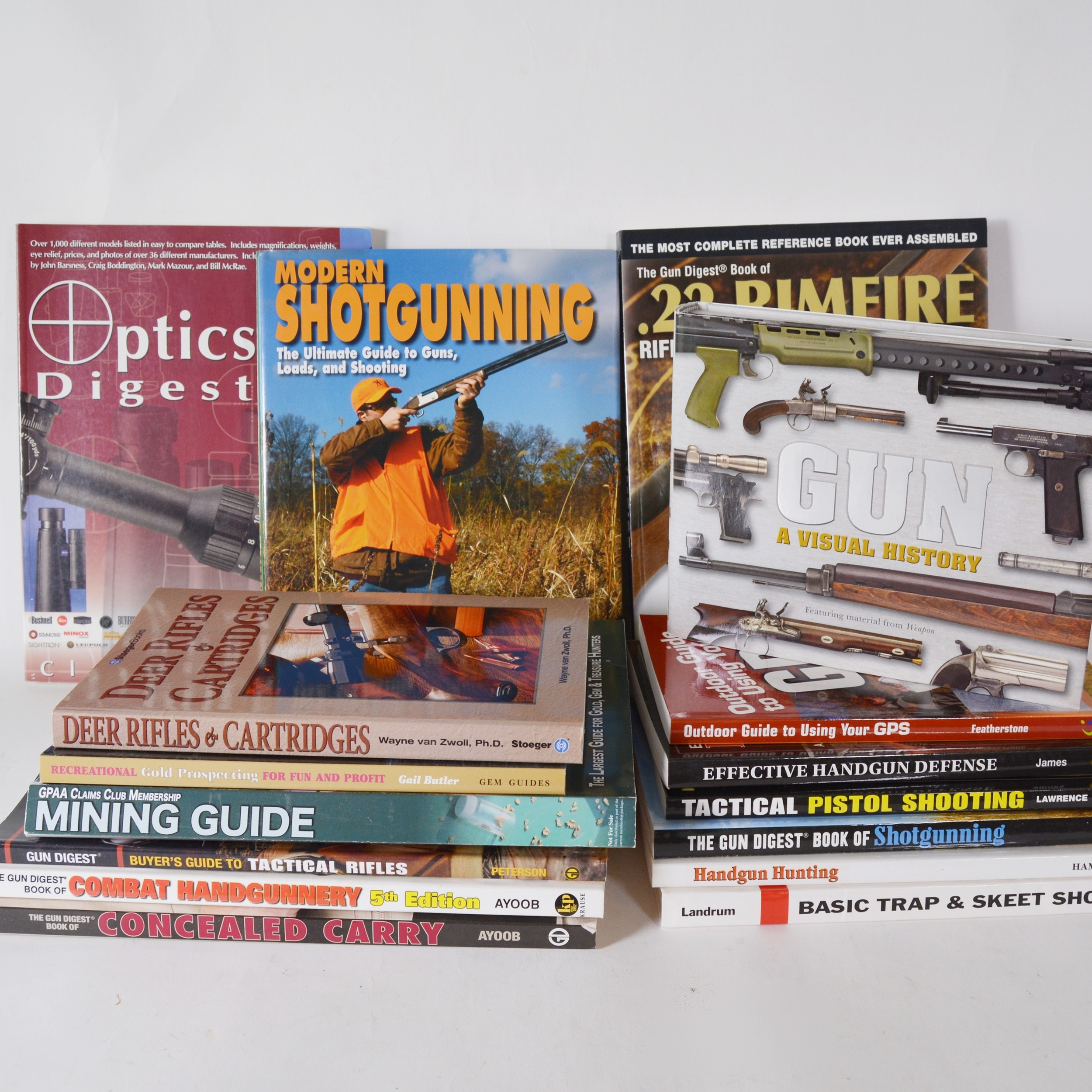 Collection of Shotgun Books