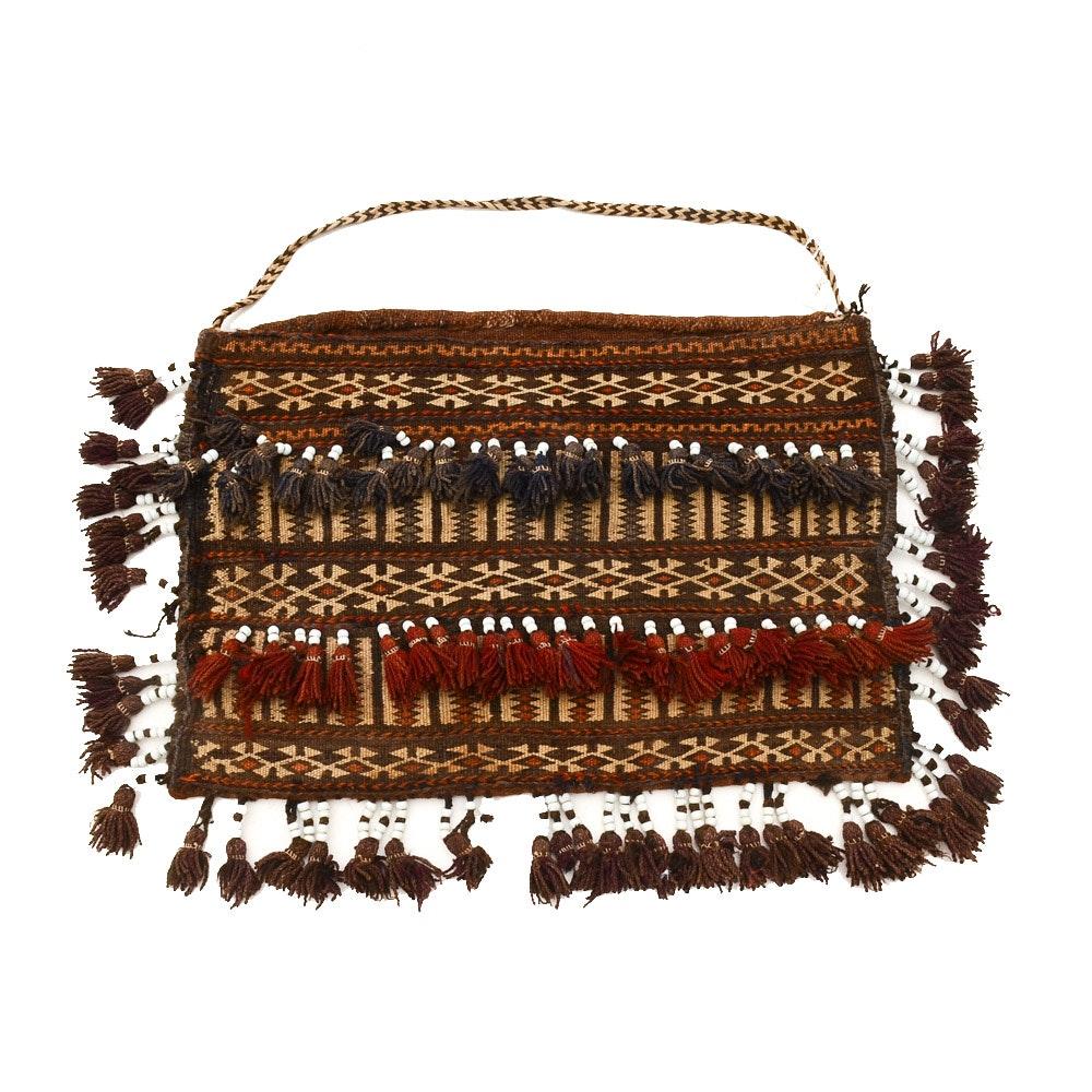 Hand-Woven Turkish Sumac Bag