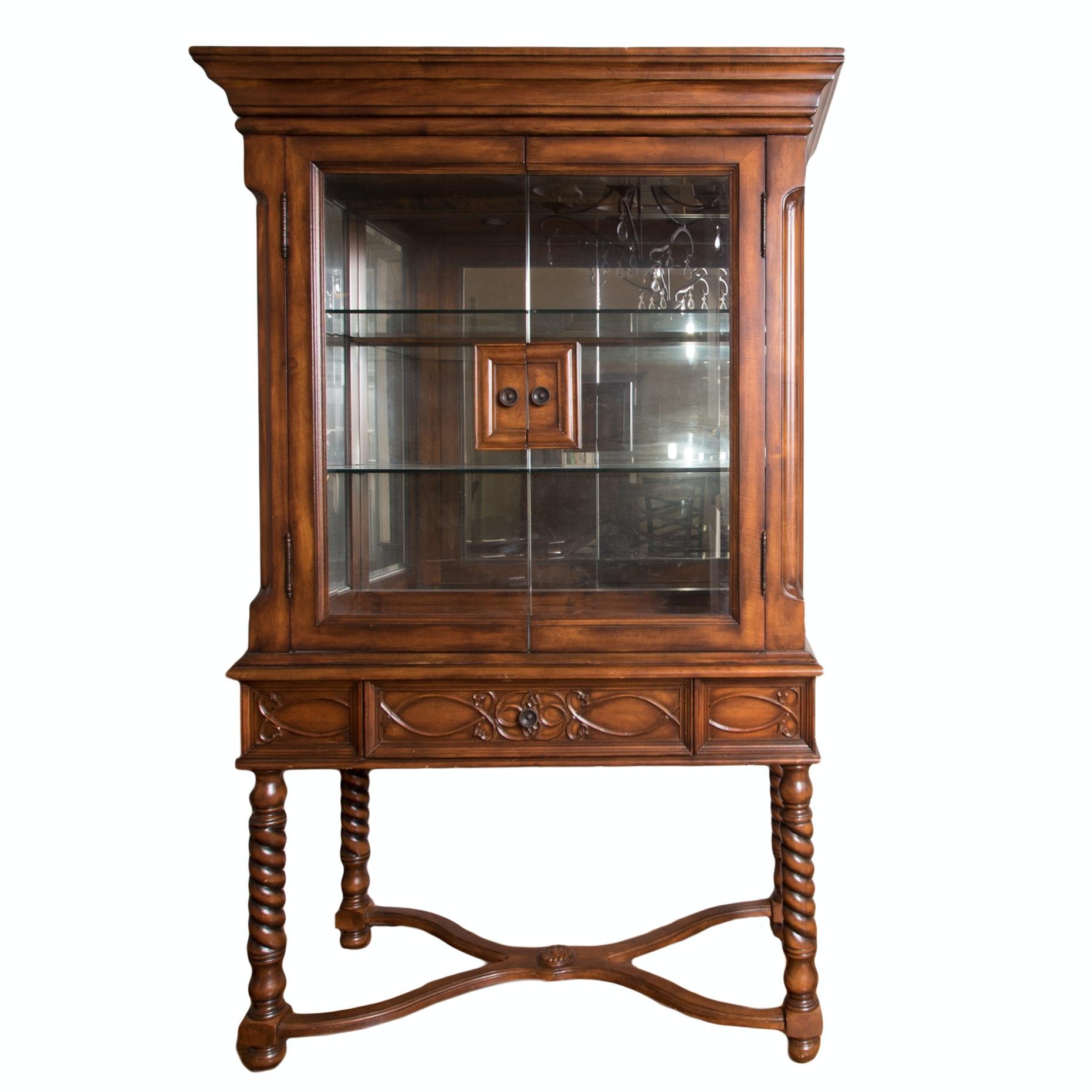 Palazzio Curio Cabinet