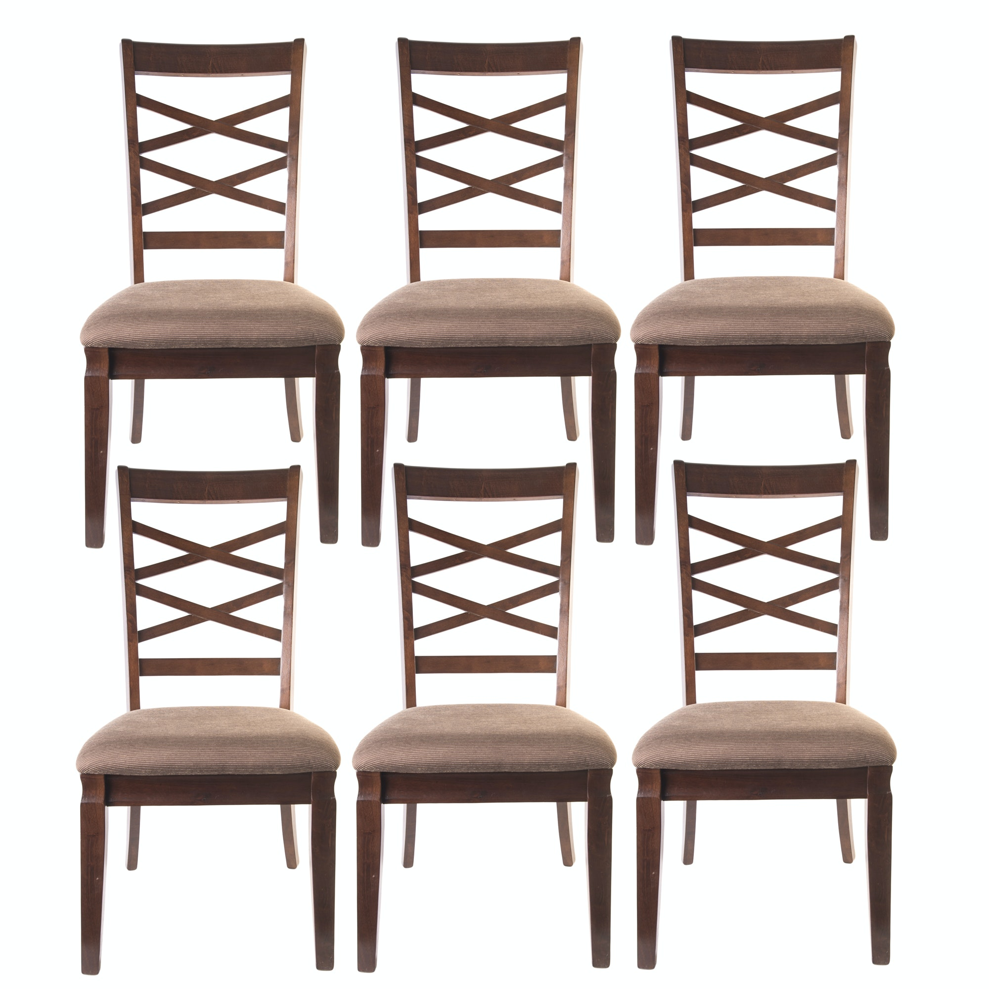 Contemporary Dining Chairs by Ashley Furniture