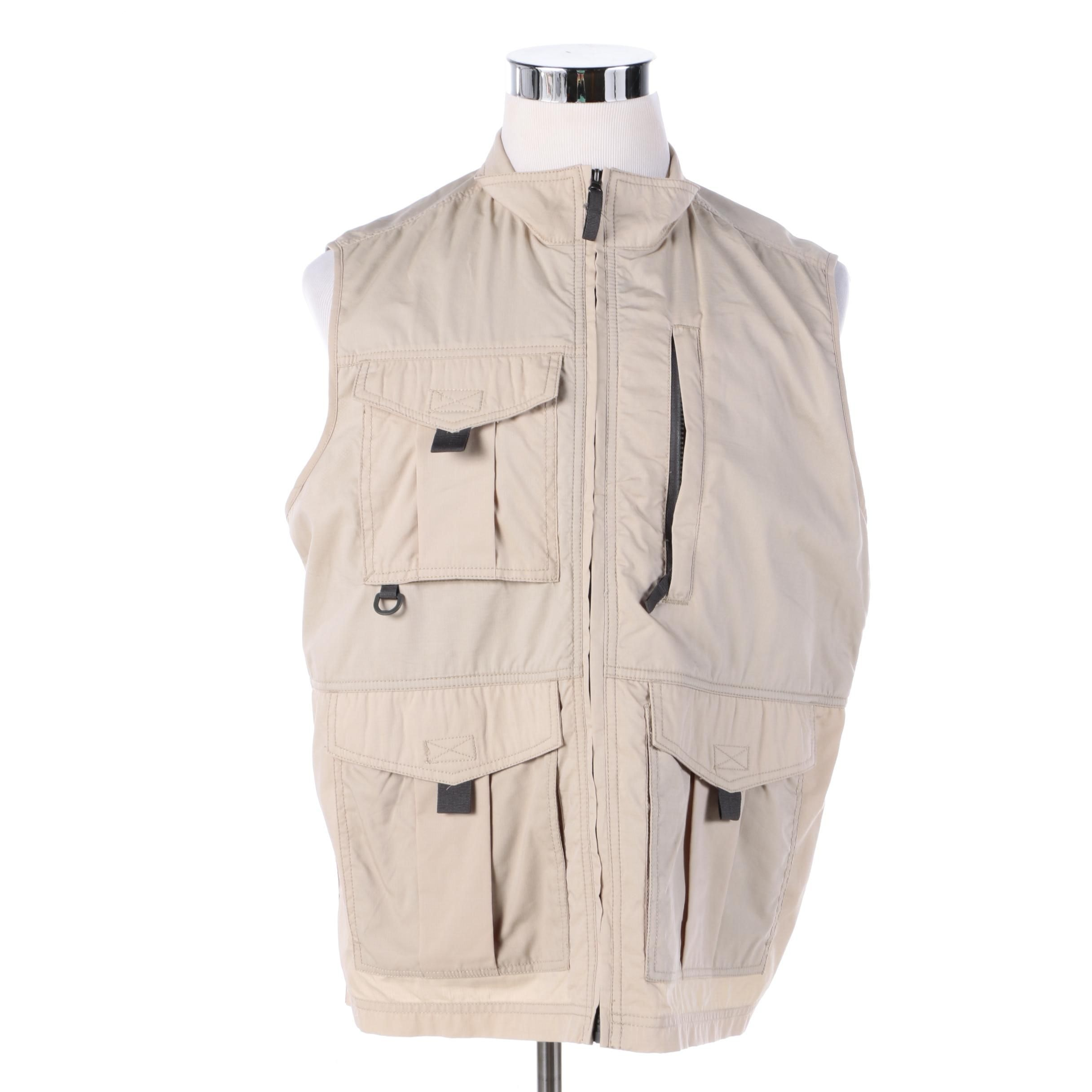 Men's Clearwater Outfitters Angler Vest