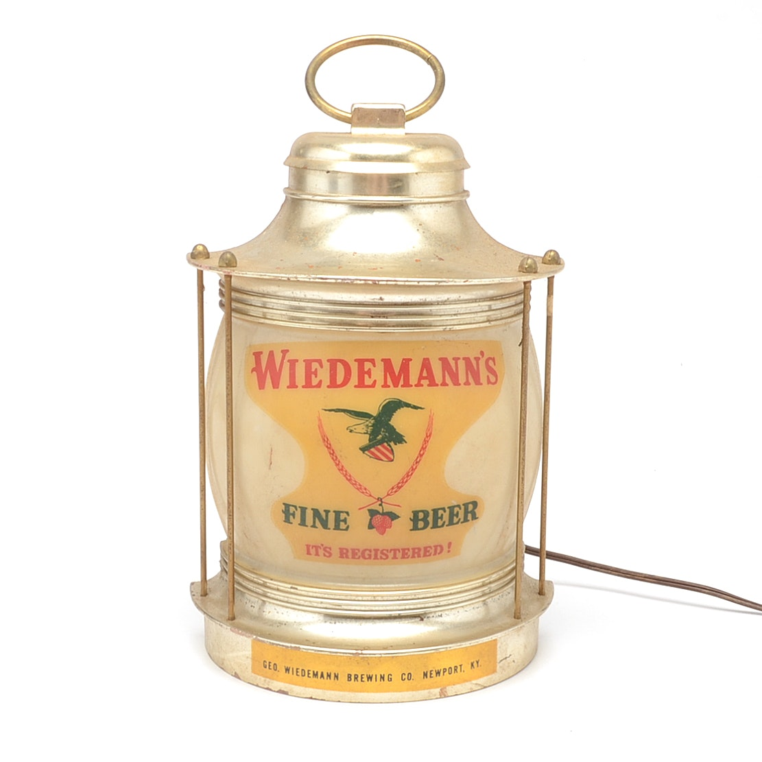 Wiedemann Beer Light